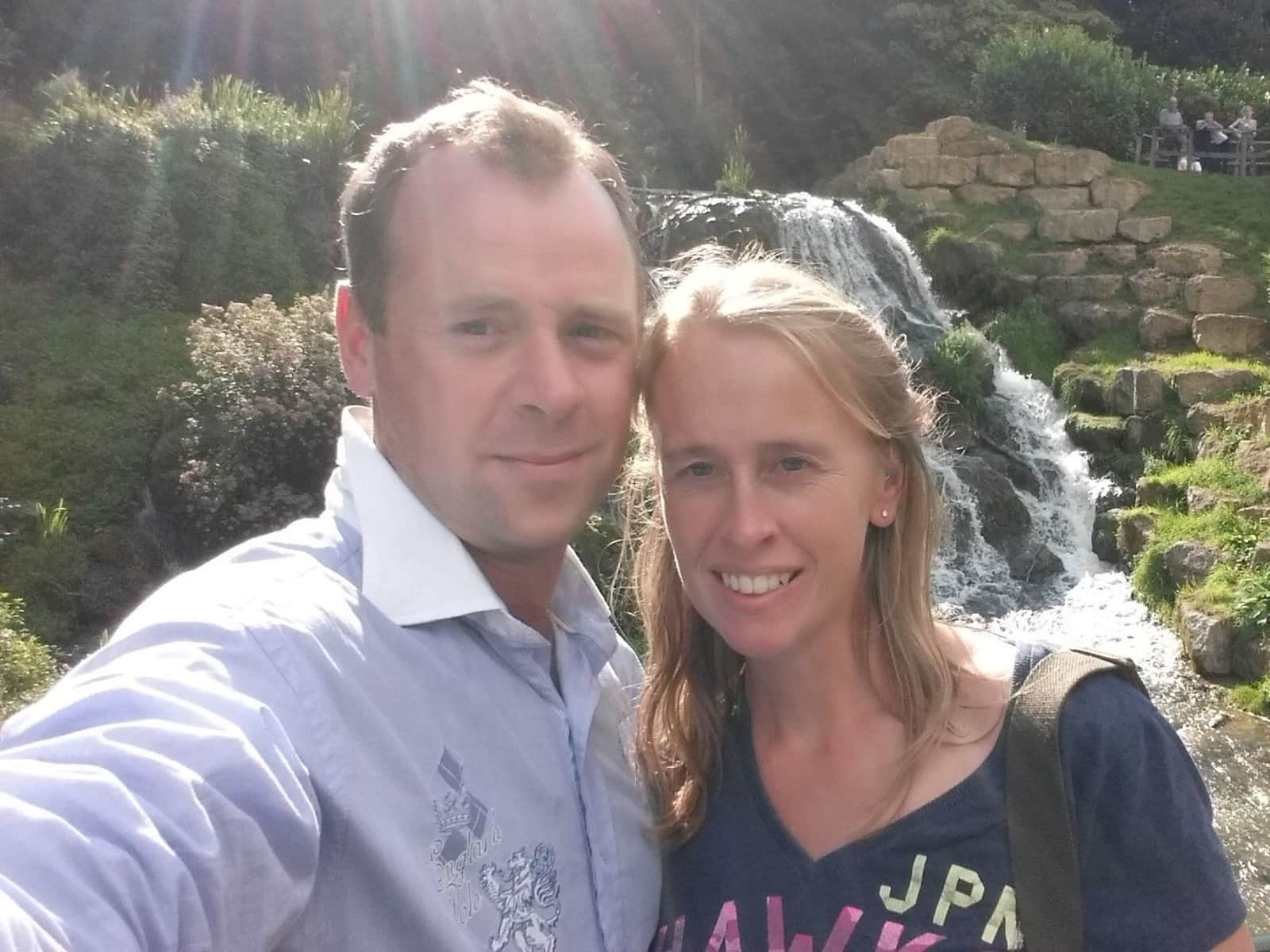 Amy & Oliver from Ludlow, United Kingdom
