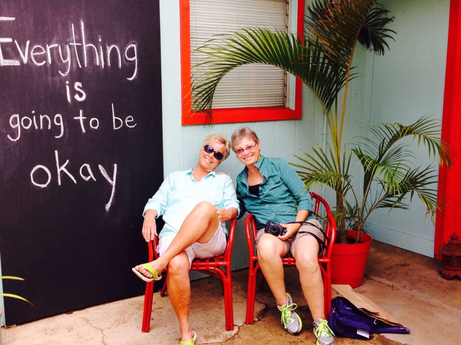 Kris & Liz from Morro Bay, California, United States