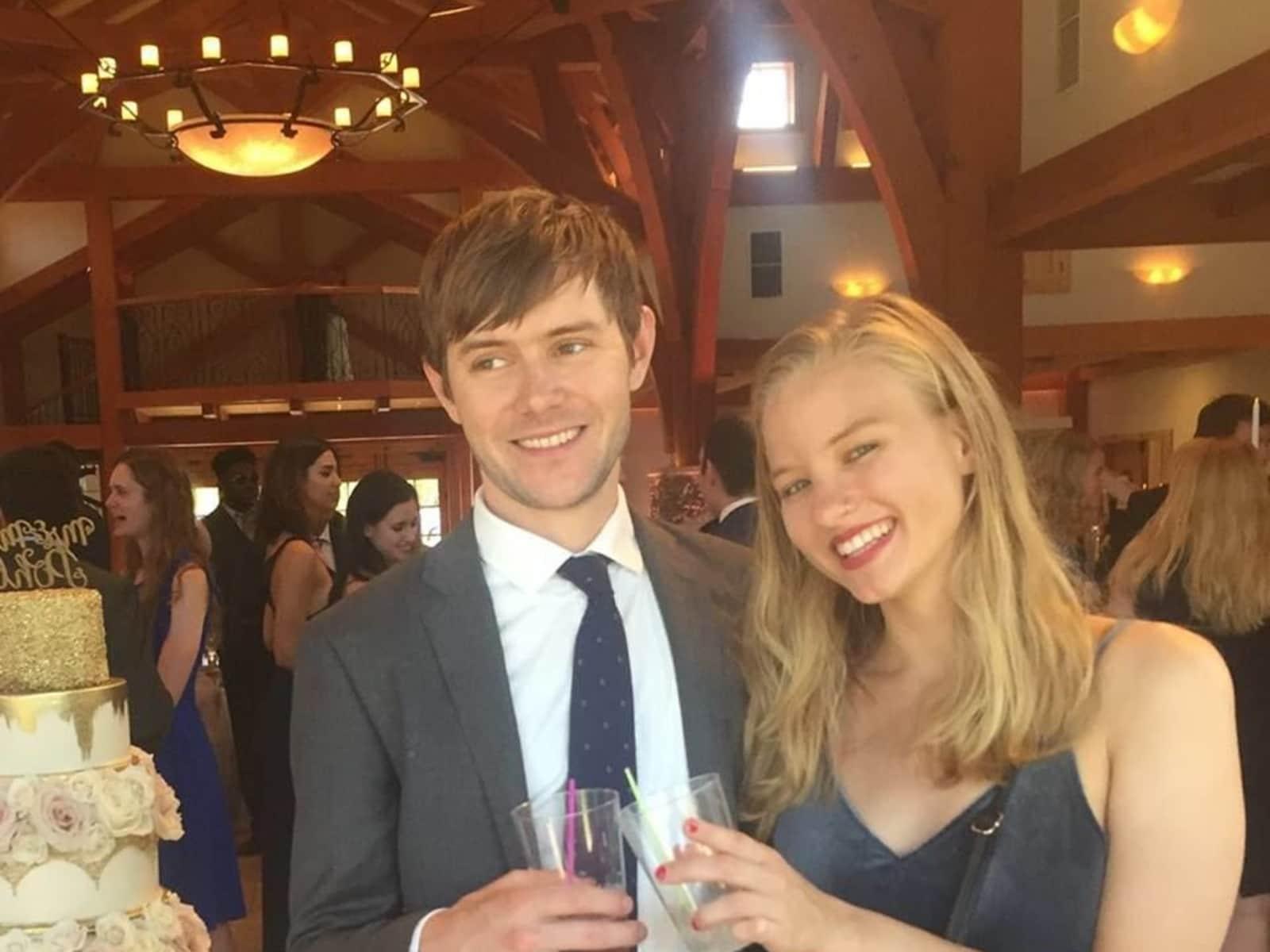 Katherine & Kevin from Seattle, Washington, United States