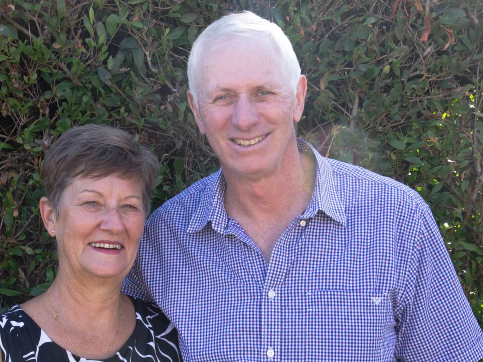 Cherylynne & Ian from Perth, Western Australia, Australia