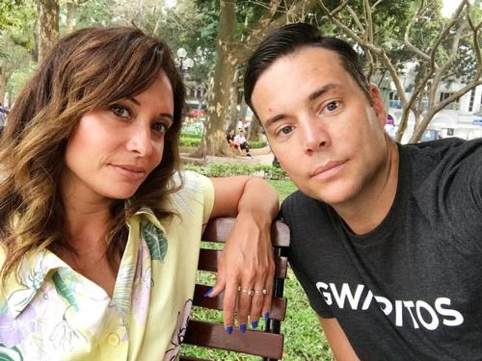 Jennifer & Sean from Auckland, New Zealand