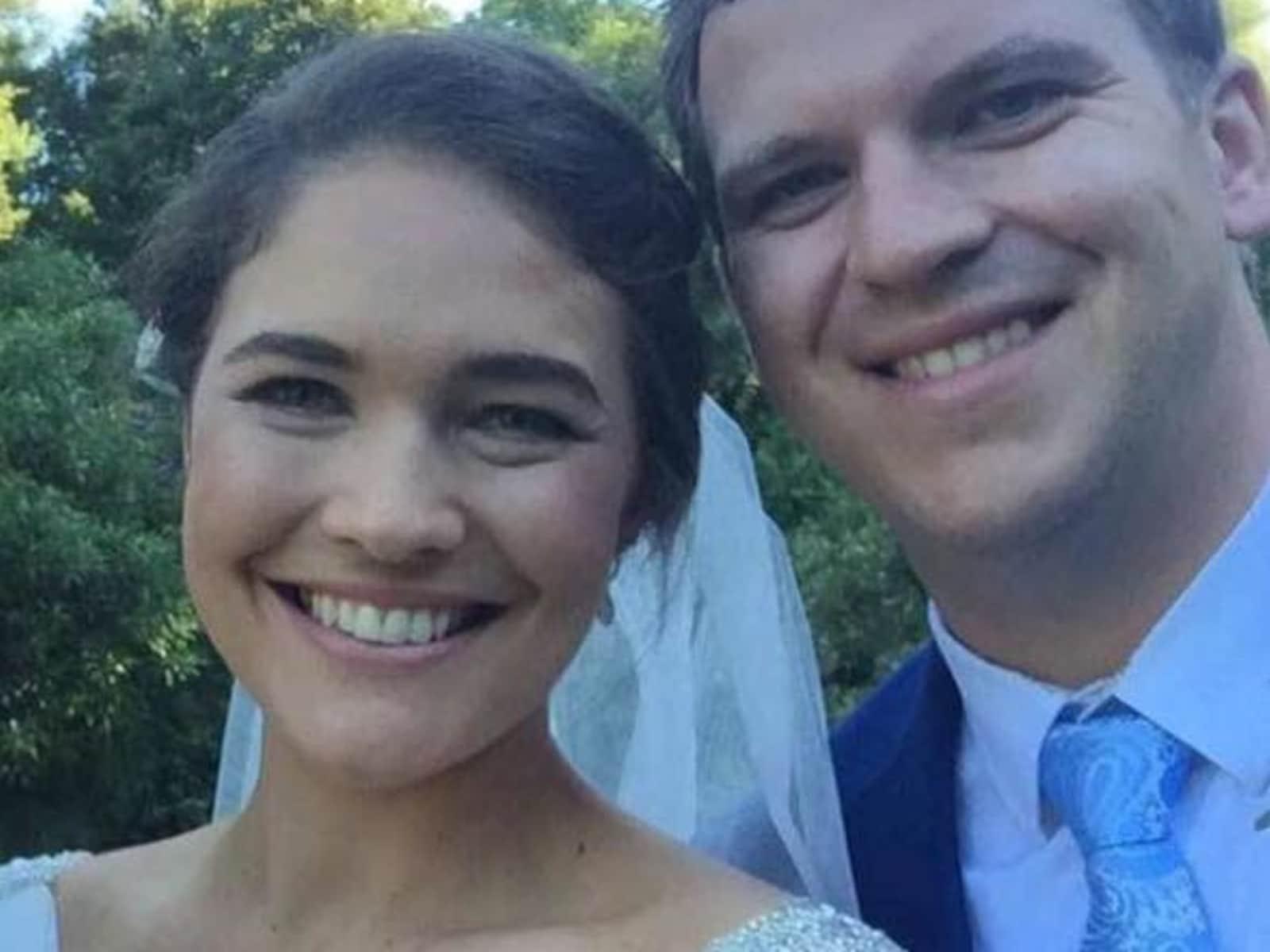 Renee & Stefan from Christchurch, New Zealand