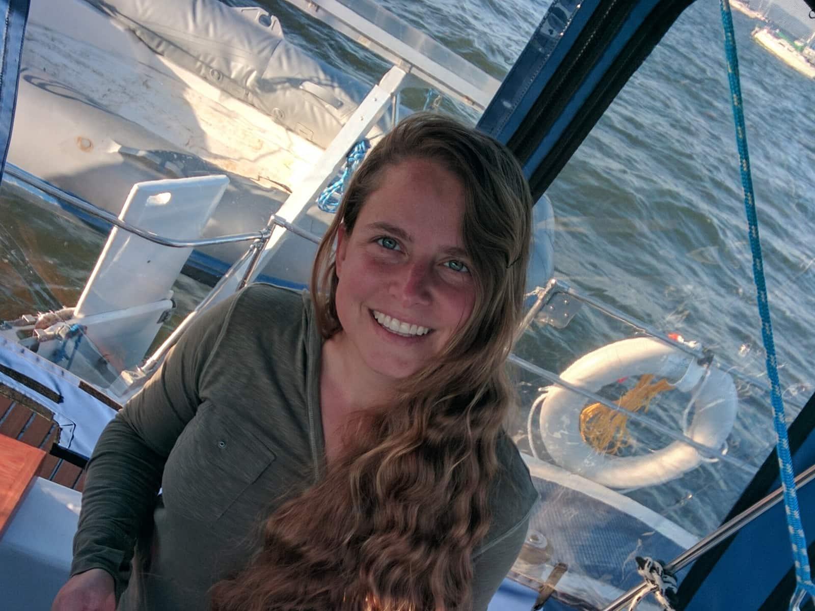 Roxanne from Montréal, Quebec, Canada