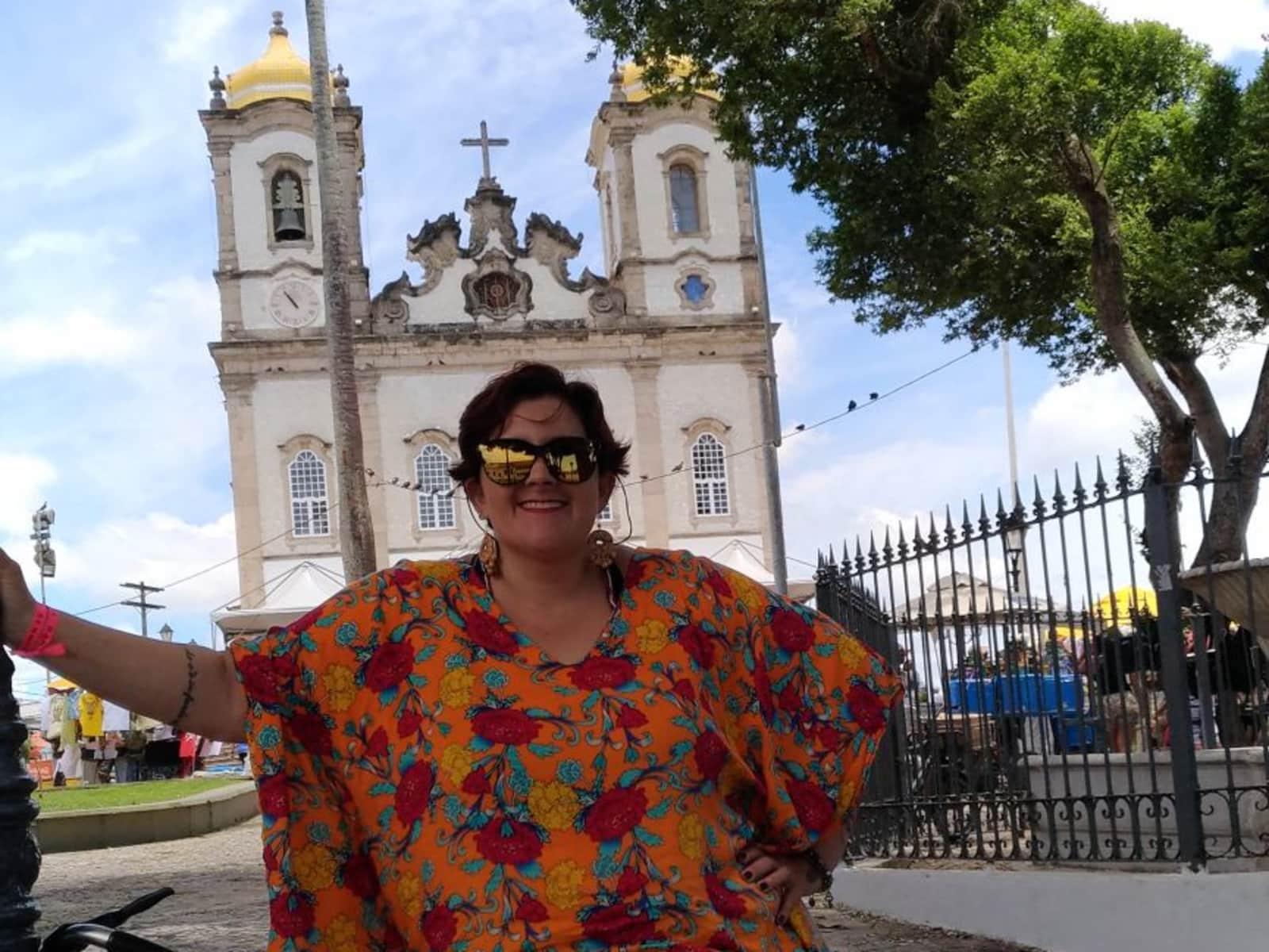 Viviane from São Paulo, Brazil