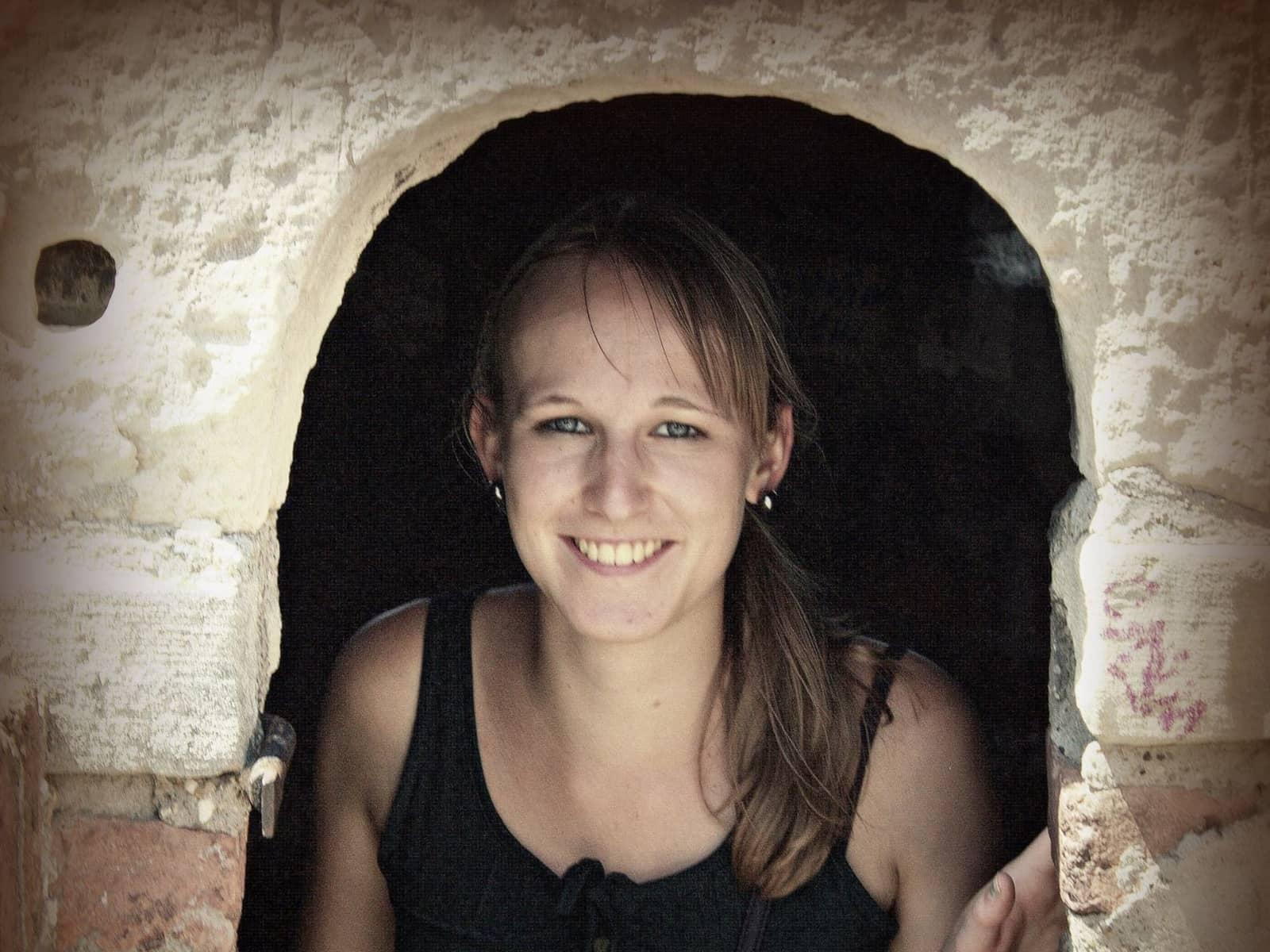 Cornelia from Bern, Switzerland