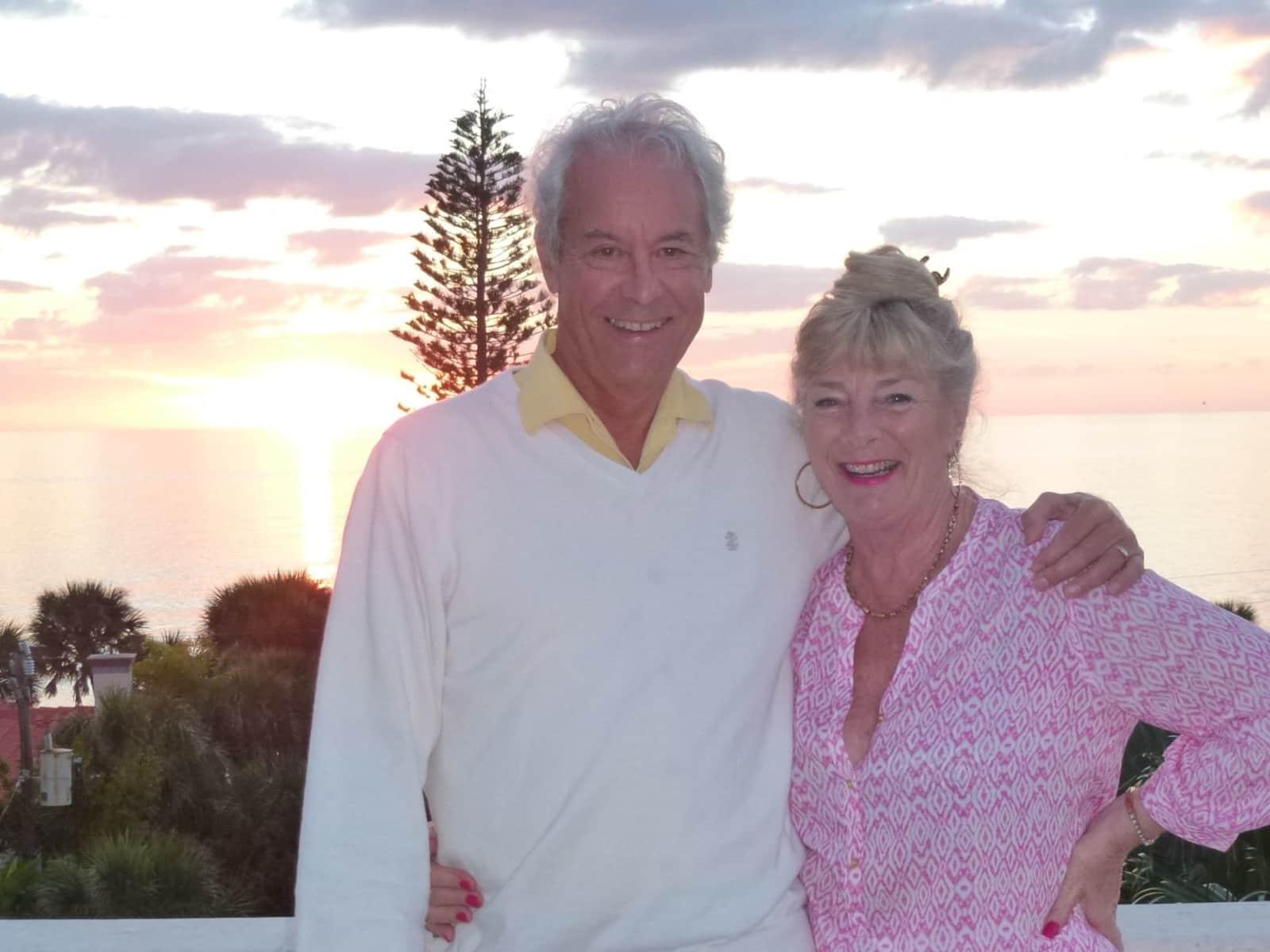 Pamela & Robert from Plévenon, France