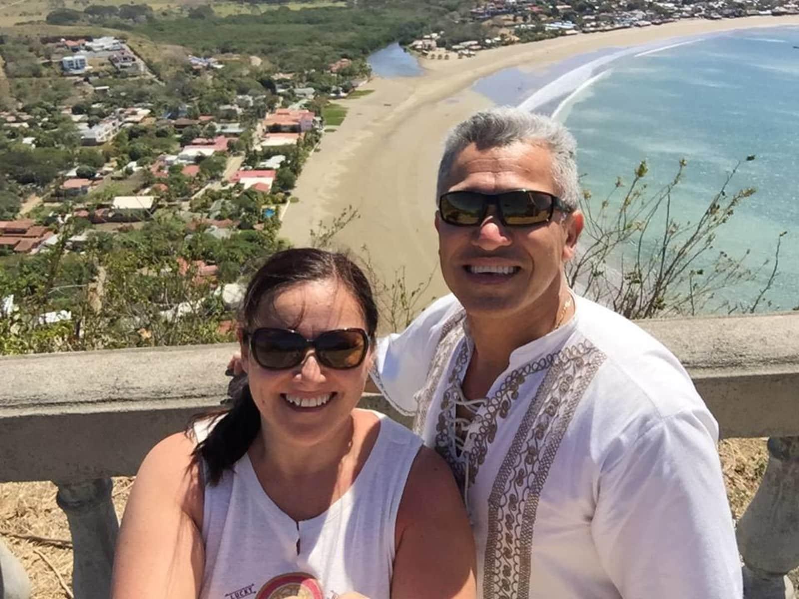 Alexandra & Yader from Calgary, Alberta, Canada