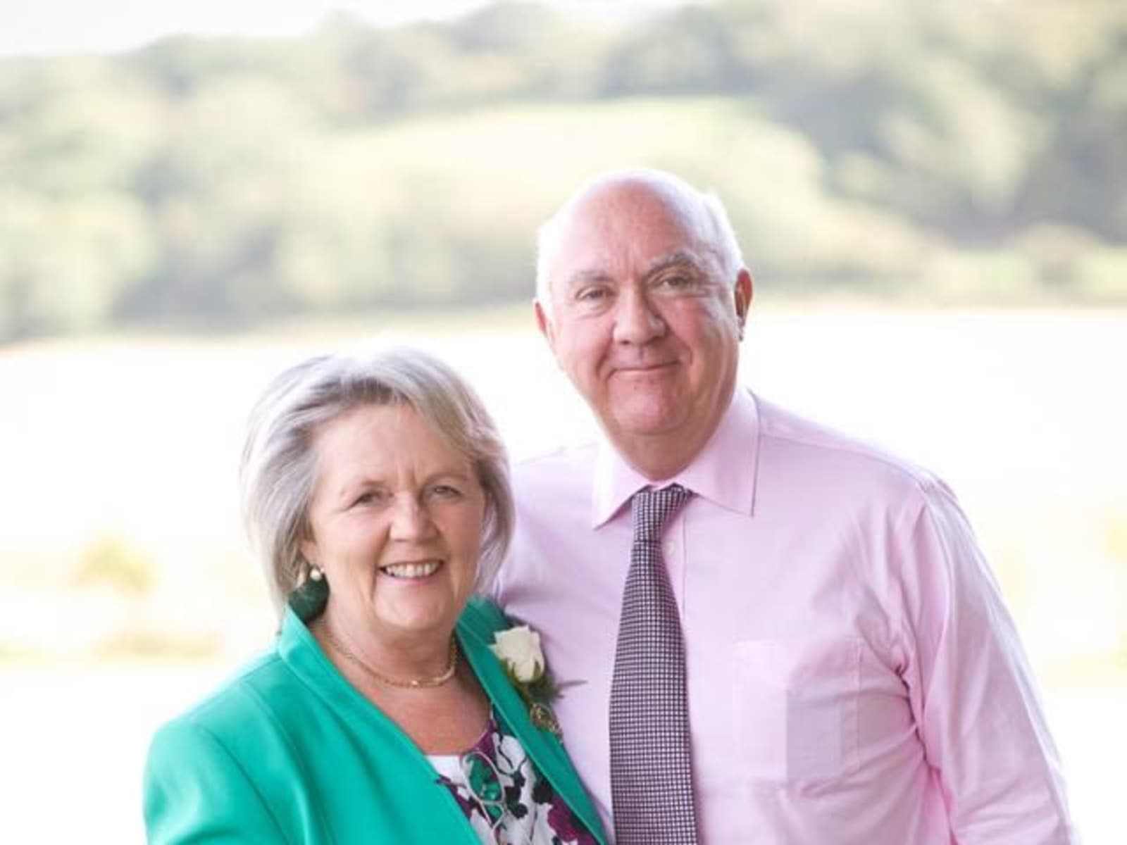 Tim & Jane from Calne, United Kingdom