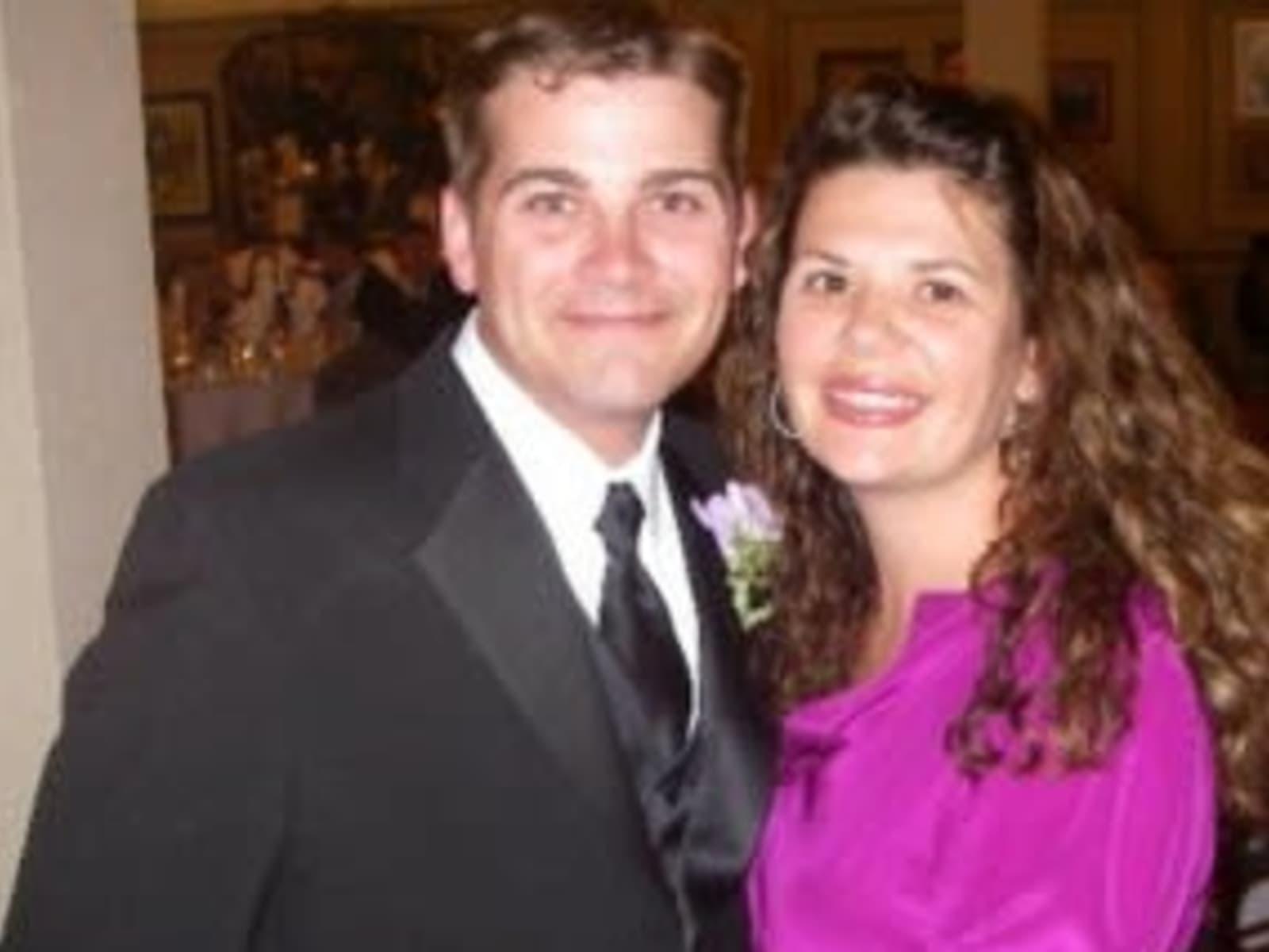 Gretchen & Tony from Napa, California, United States