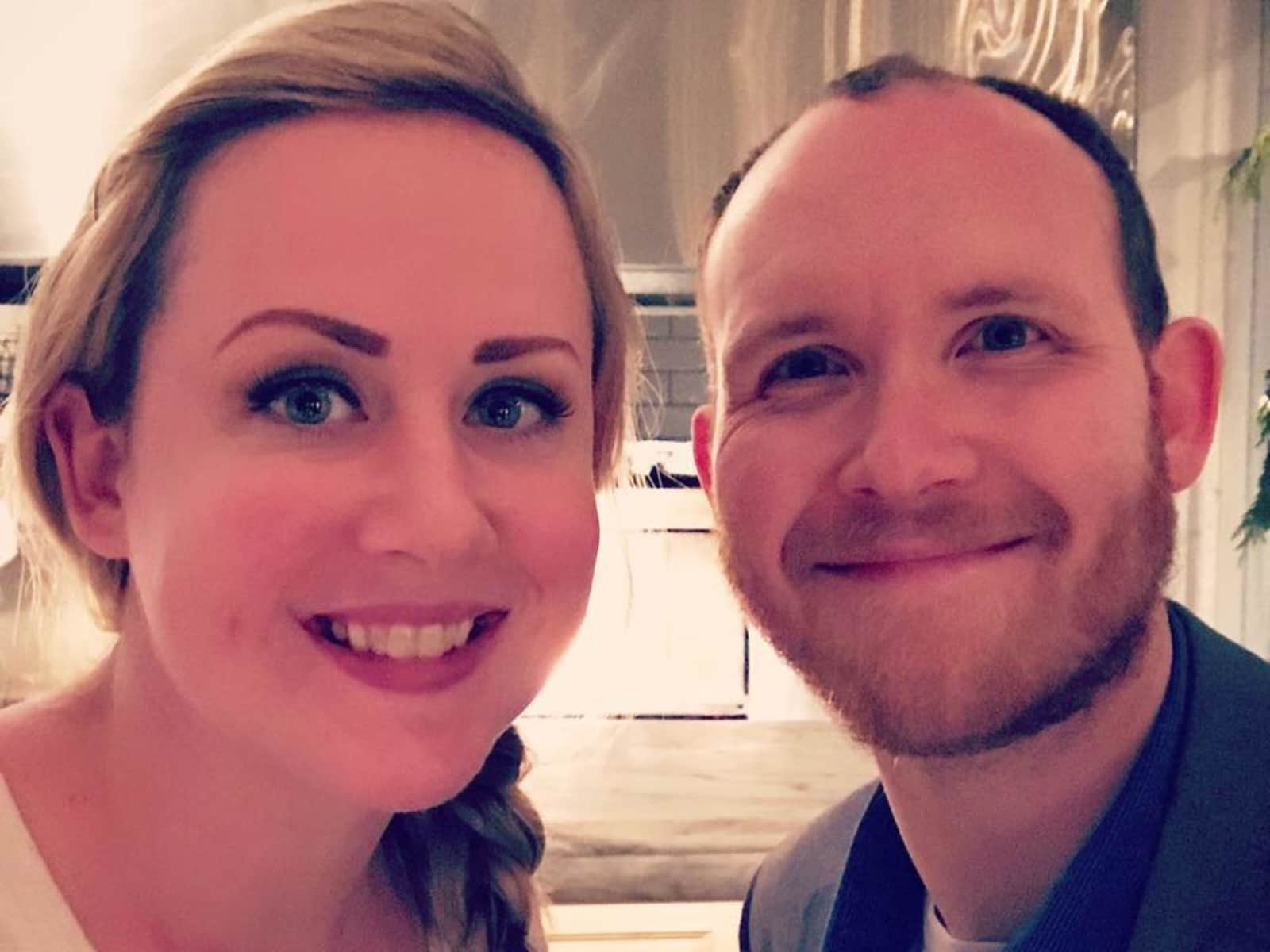 Adrienne & James from Coronado, California, United States