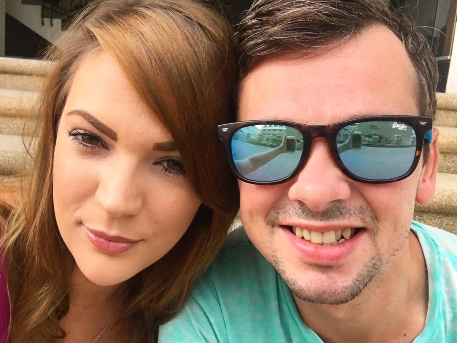 Amy & David from London, United Kingdom