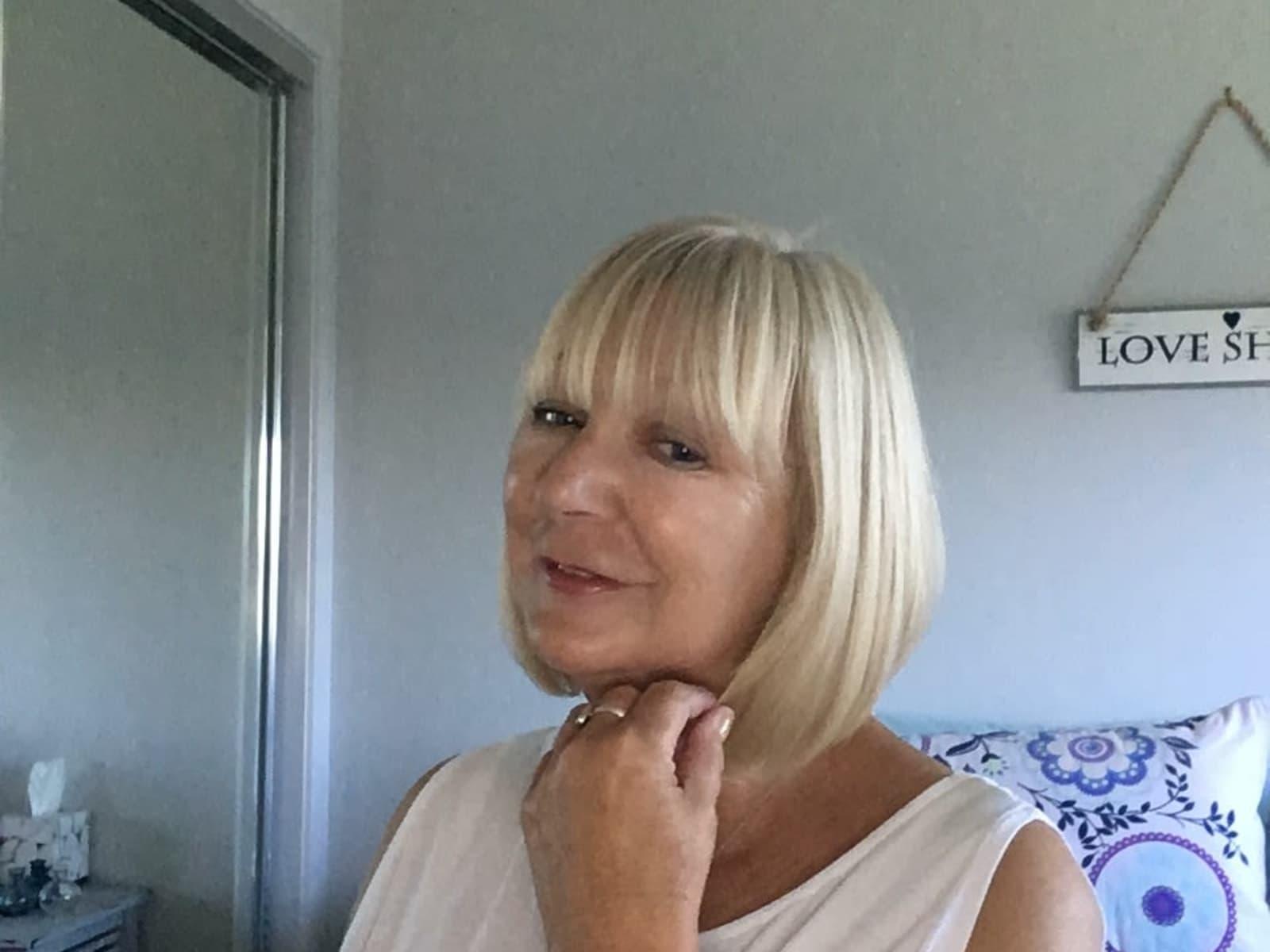Elizabeth from Edinburgh, United Kingdom