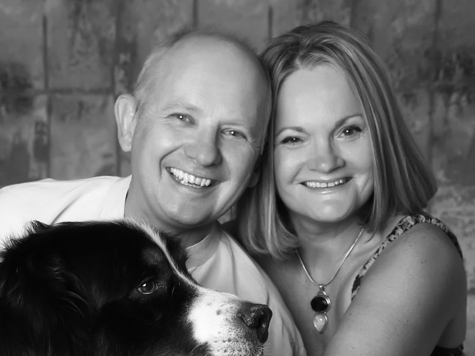 Adrian & Christina from Farnham, United Kingdom