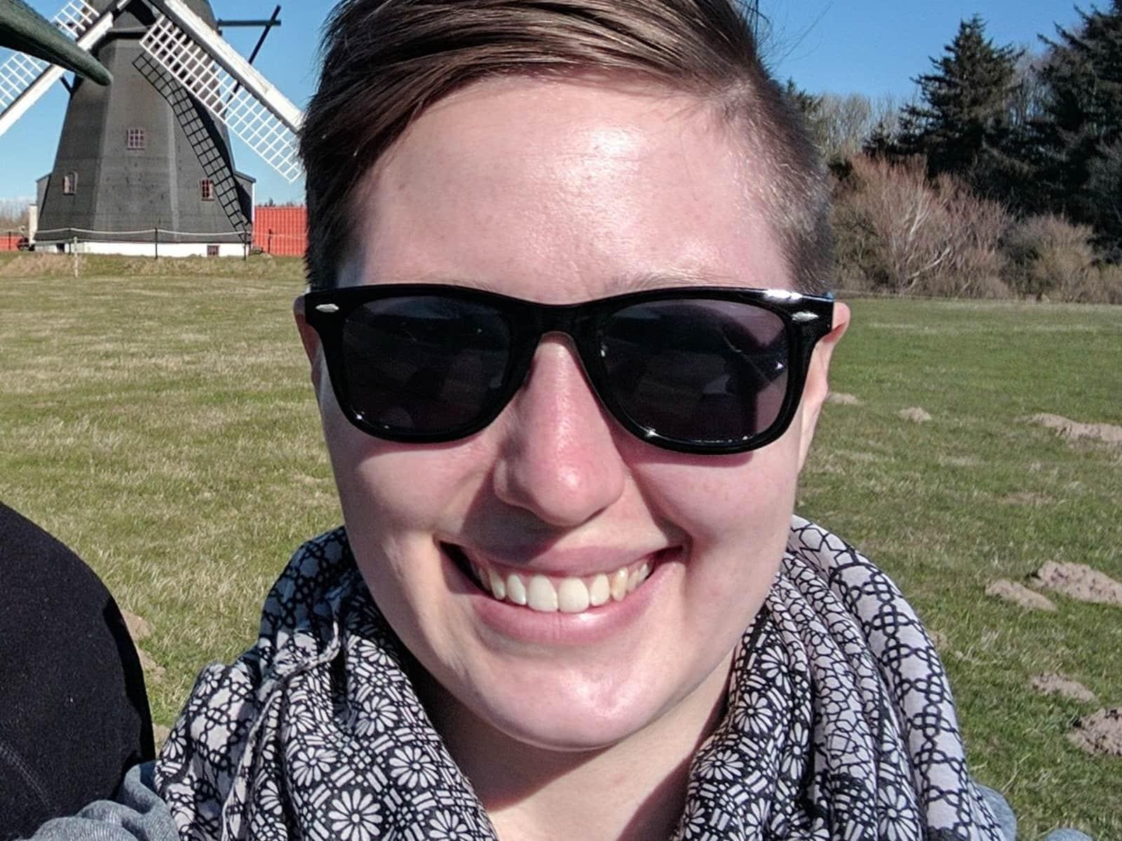 Bailey from Aalborg, Denmark
