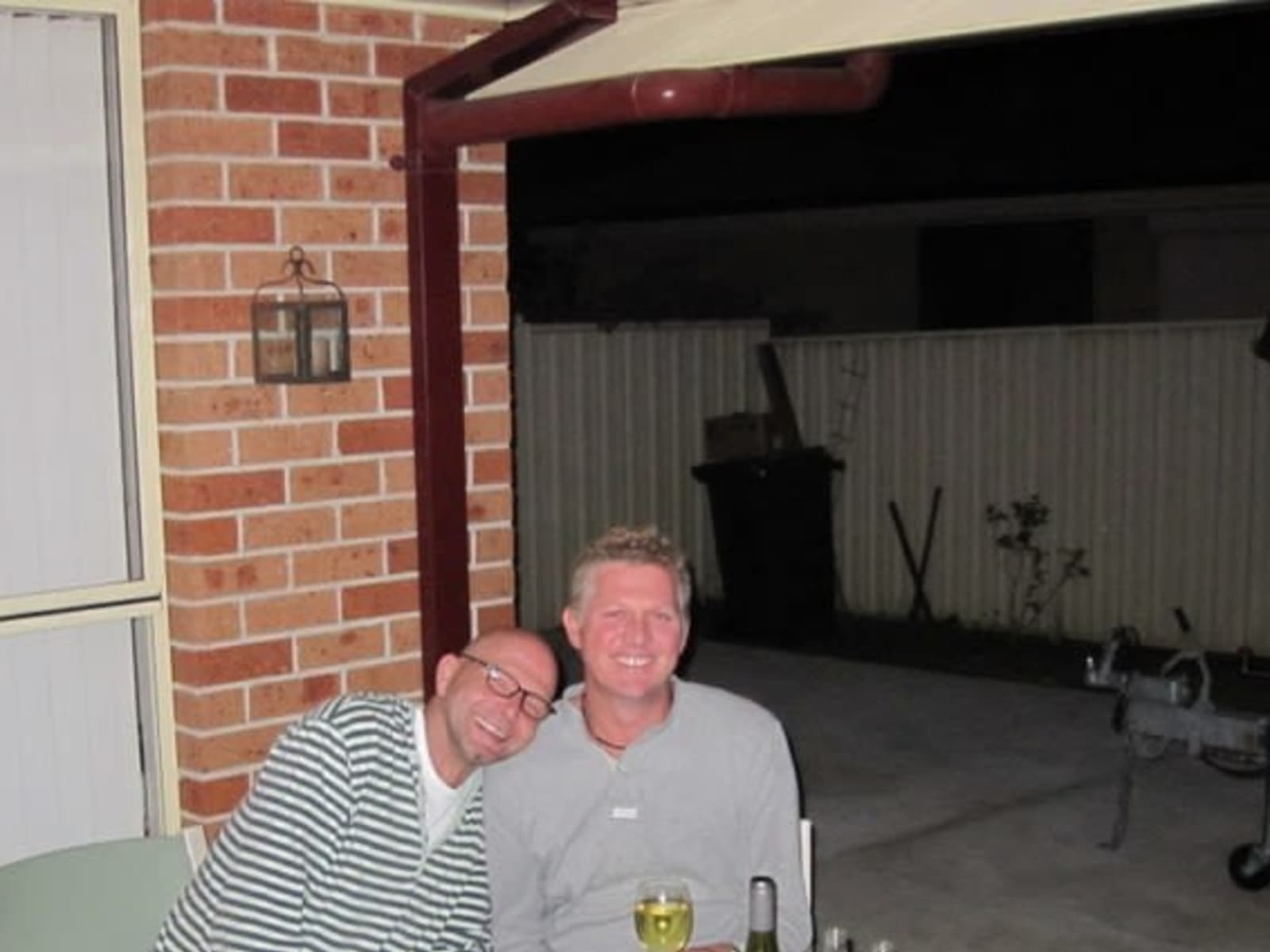 Brett & Tom from Byron Bay, New South Wales, Australia