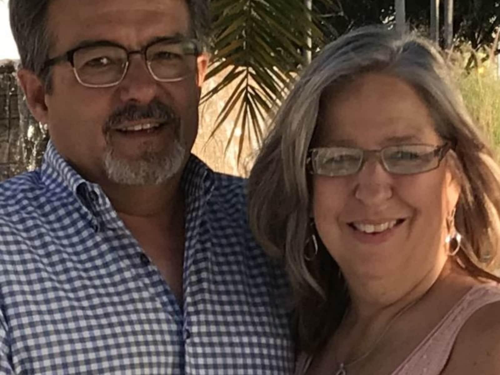 Brian & Mary from Hayward, Wisconsin, United States