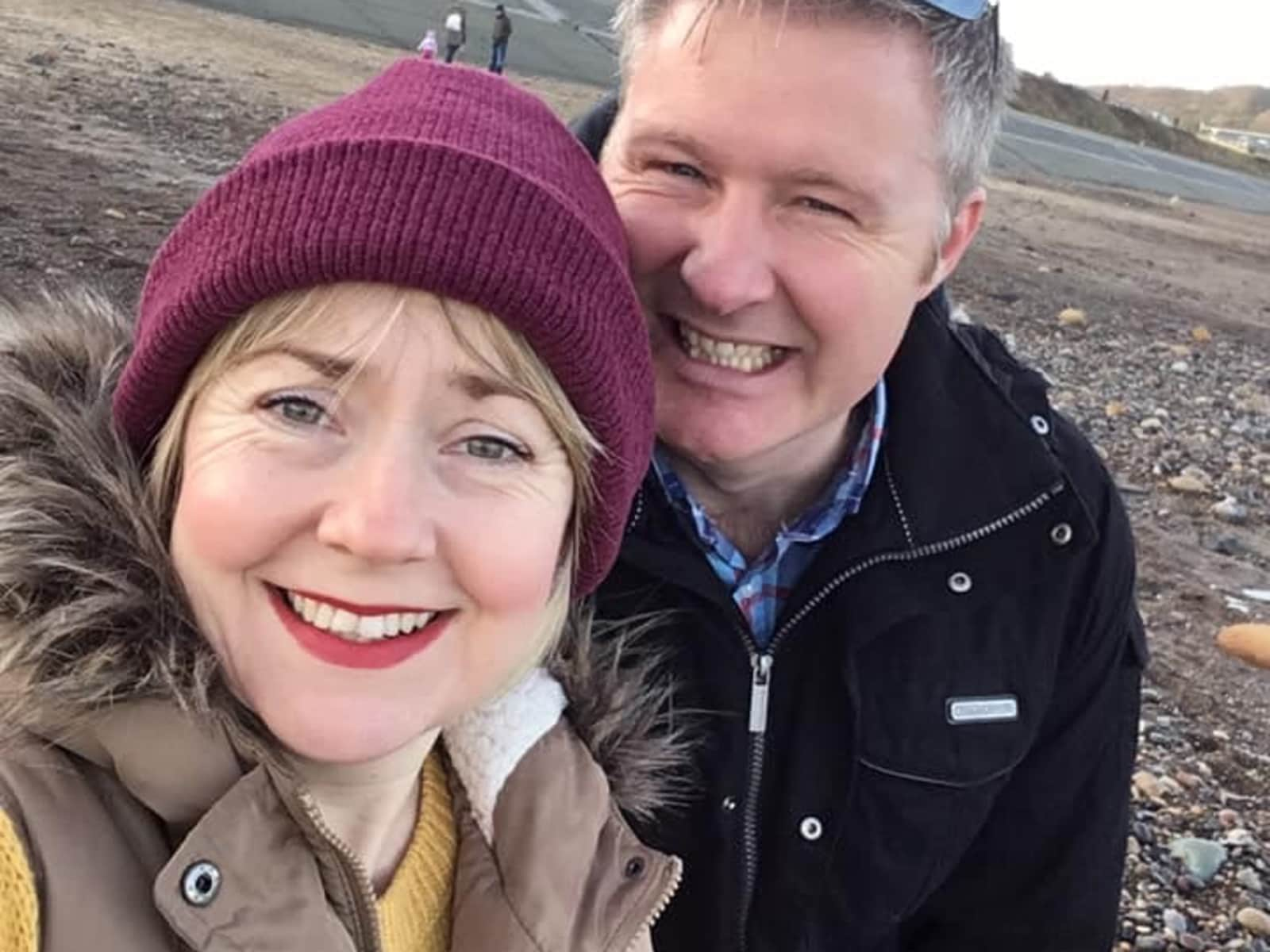 Michael & Beverley from Scarborough, United Kingdom