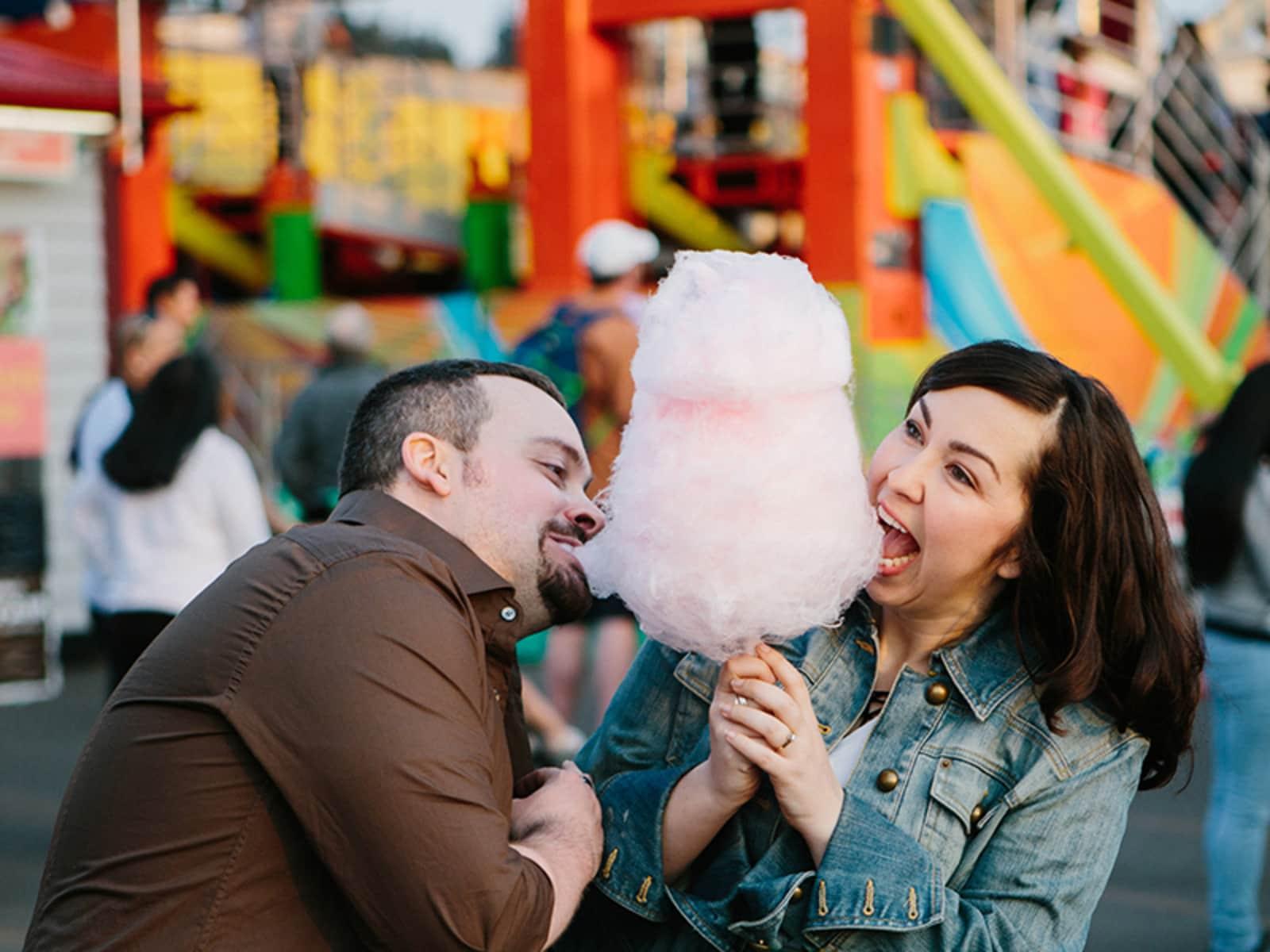 Danielle & Jake from Seattle, Washington, United States