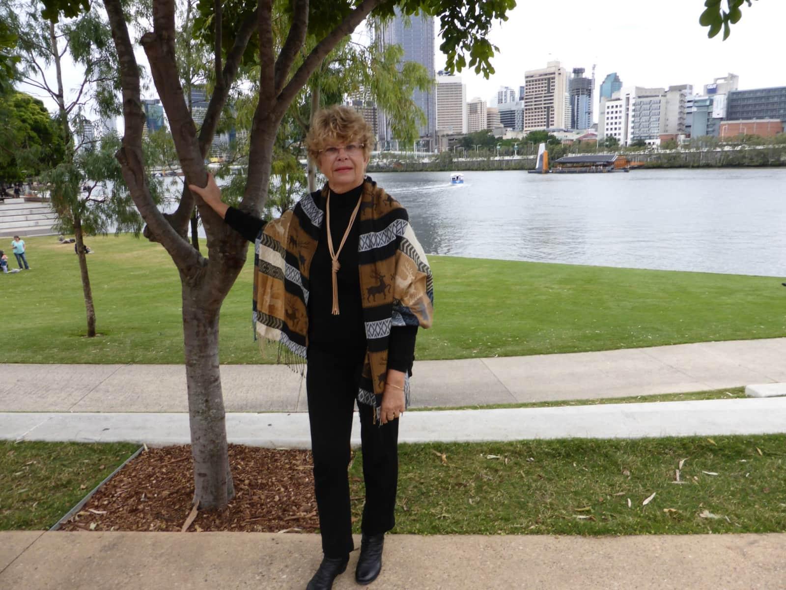 Raye from Brisbane, Queensland, Australia