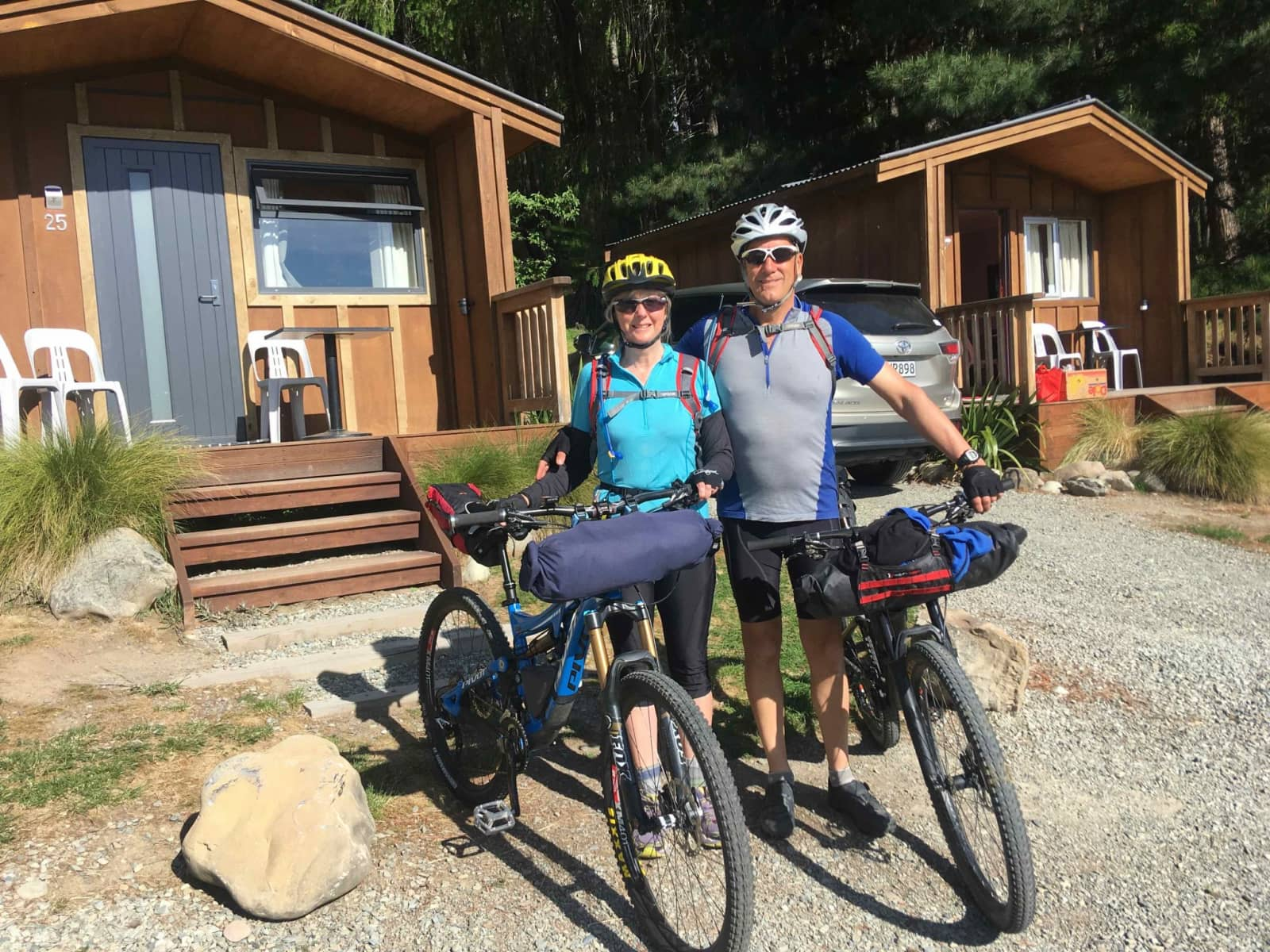 Bridget & Geoff from Matakana, New Zealand