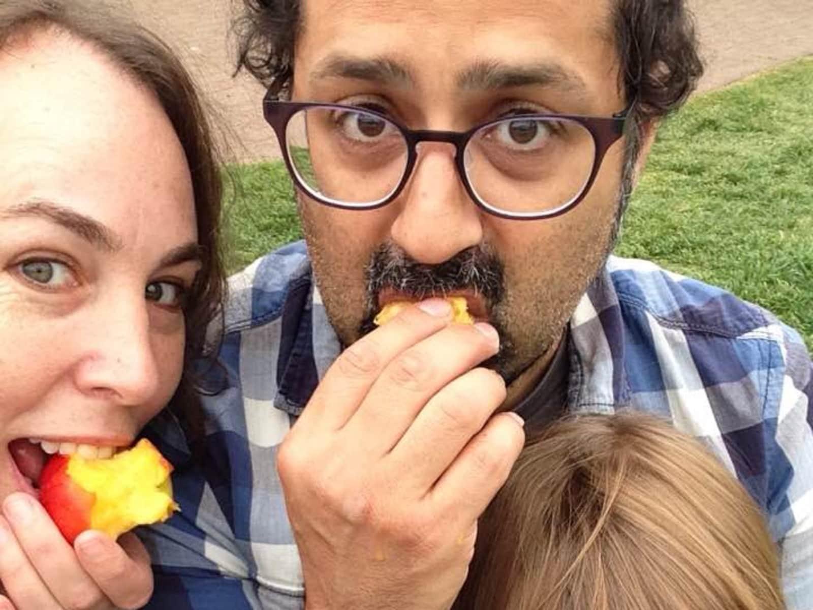 Marisa & Adam from Portland, Oregon, United States