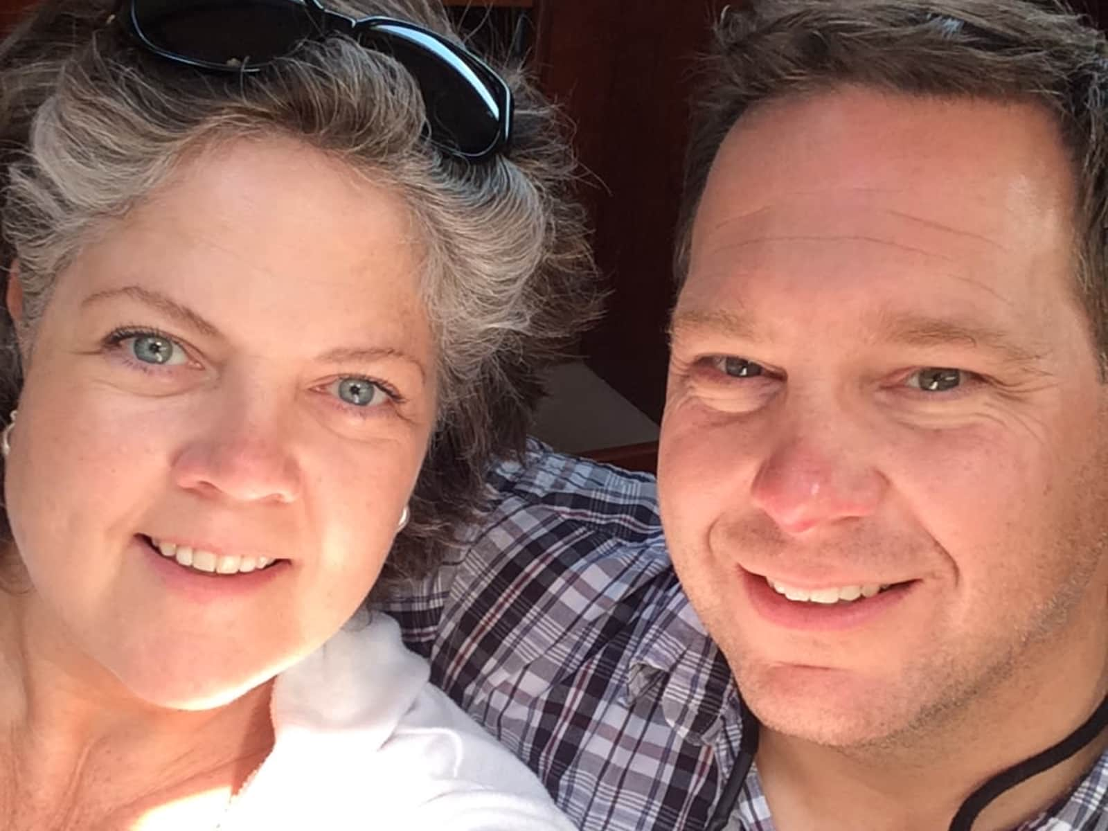 Amy & Stephen from Boston, Massachusetts, United States