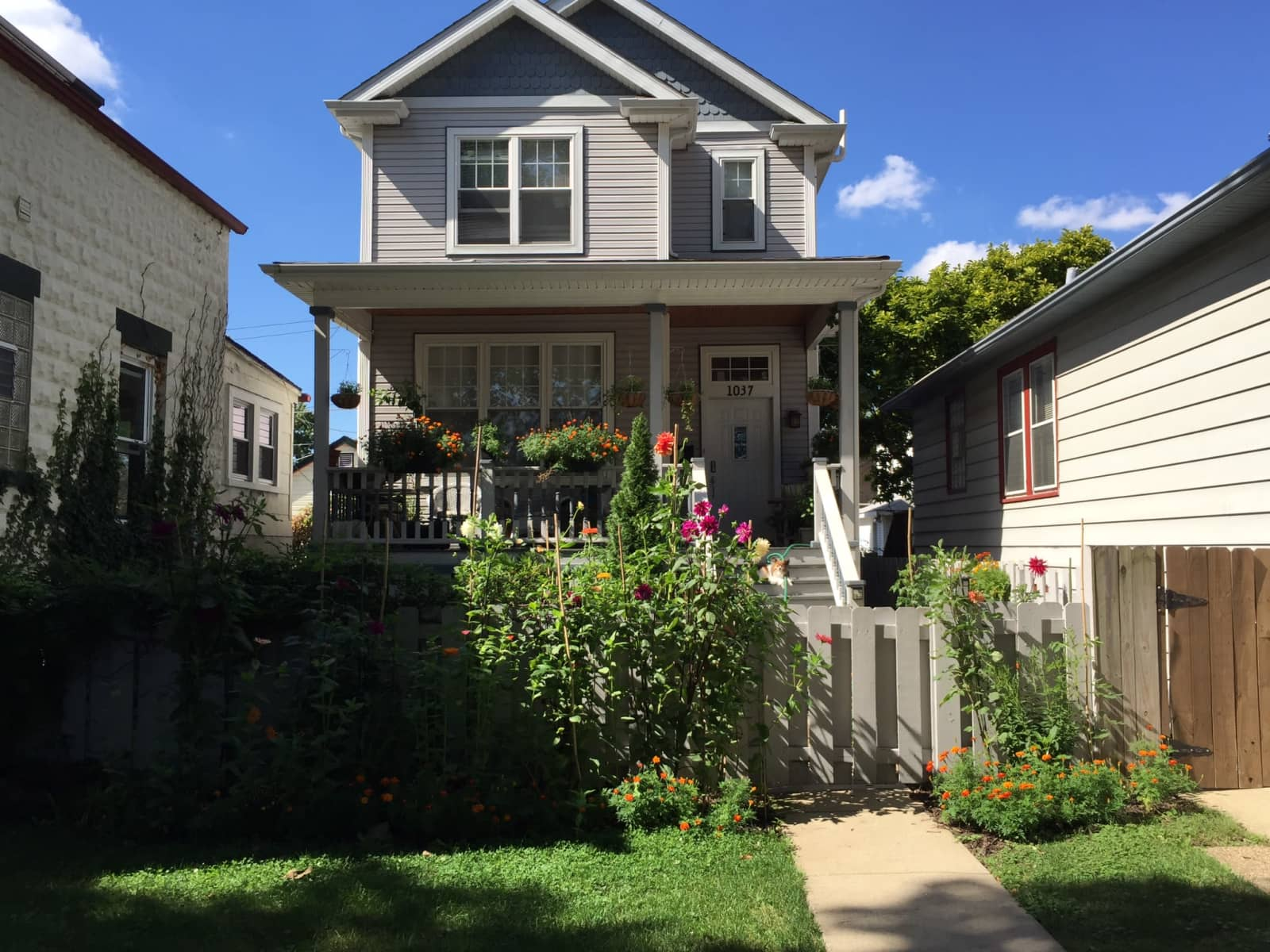 Housesitting assignment in Forest Park, Illinois, United States