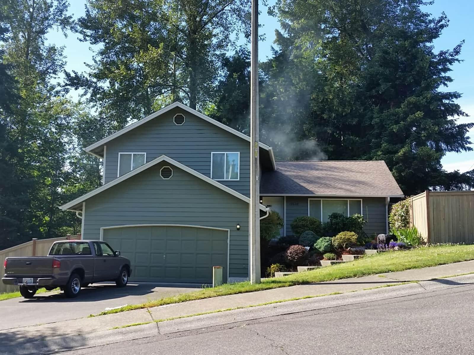 Housesitting assignment in Kent, Washington, United States
