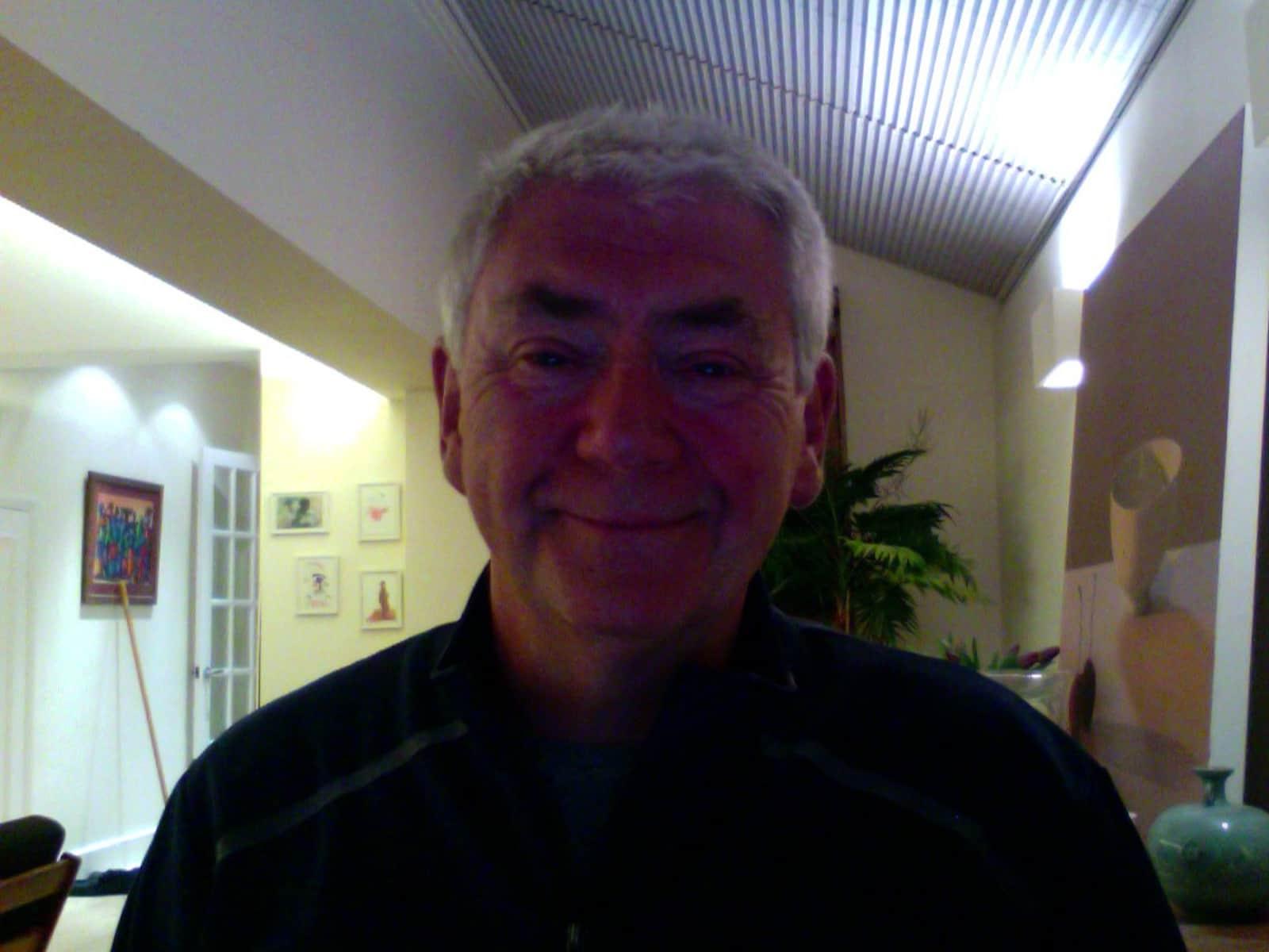 John from London, United Kingdom
