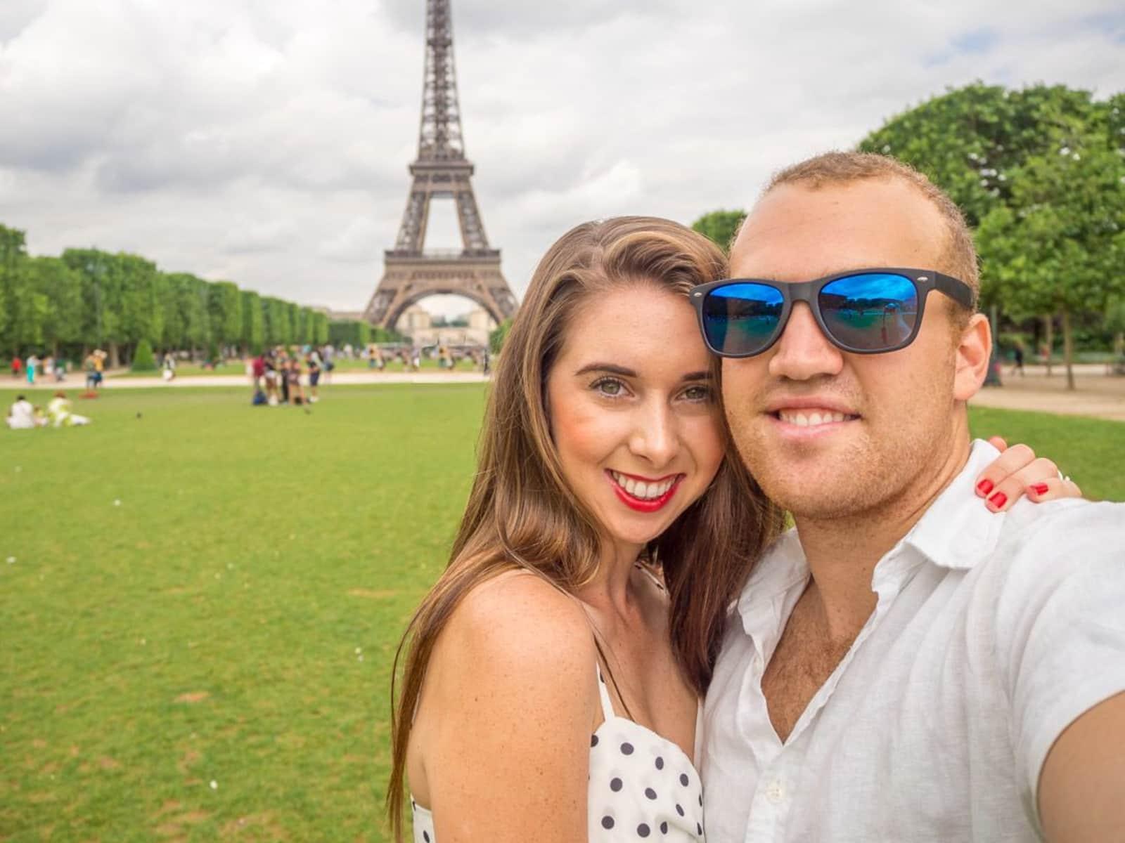 Carlie & Mathew from Brisbane, Queensland, Australia