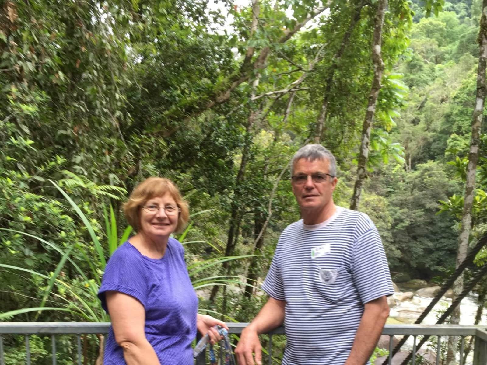 Kaye & Graham from Beulah, Victoria, Australia