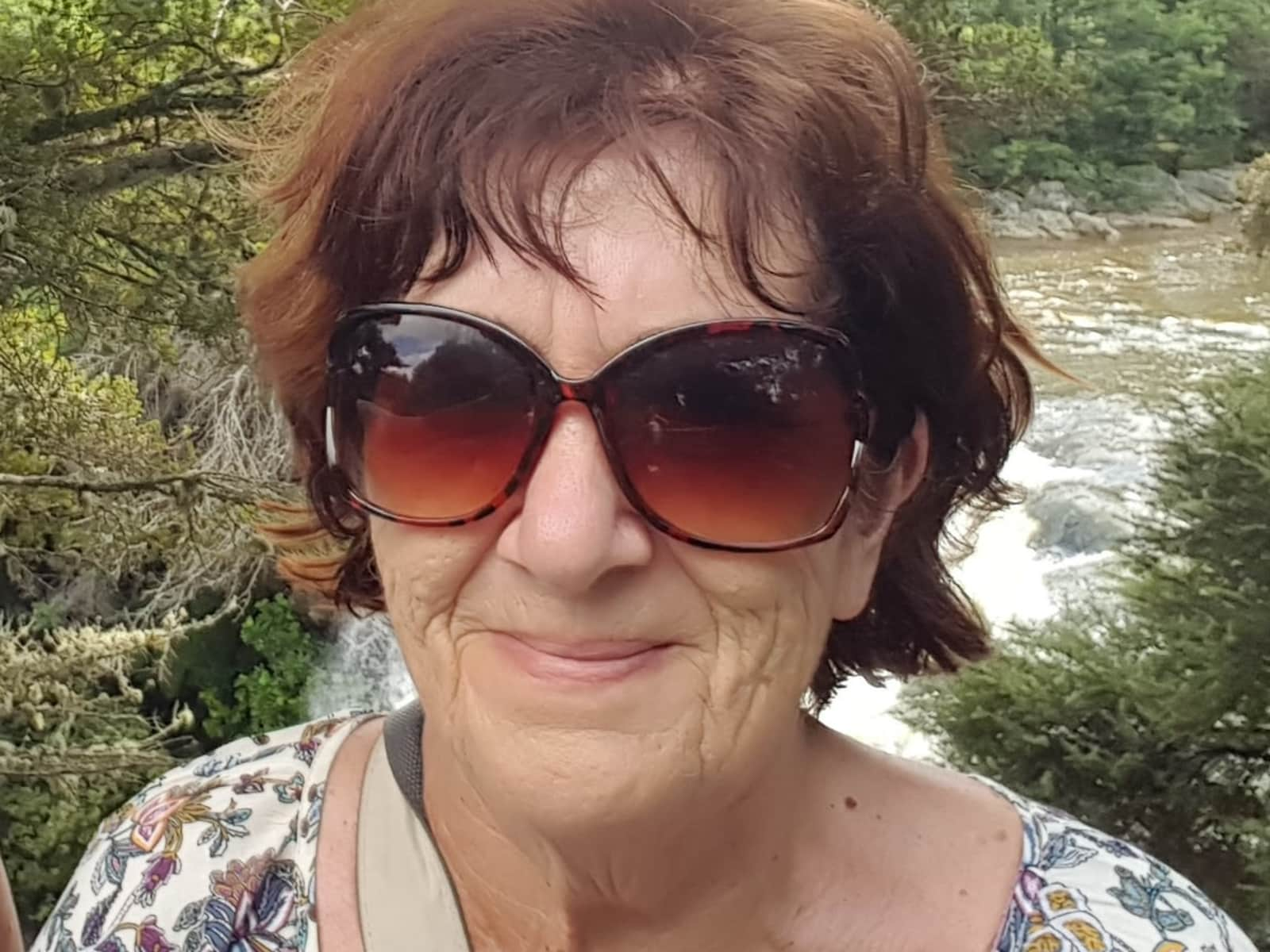 Marie from Taupo, New Zealand