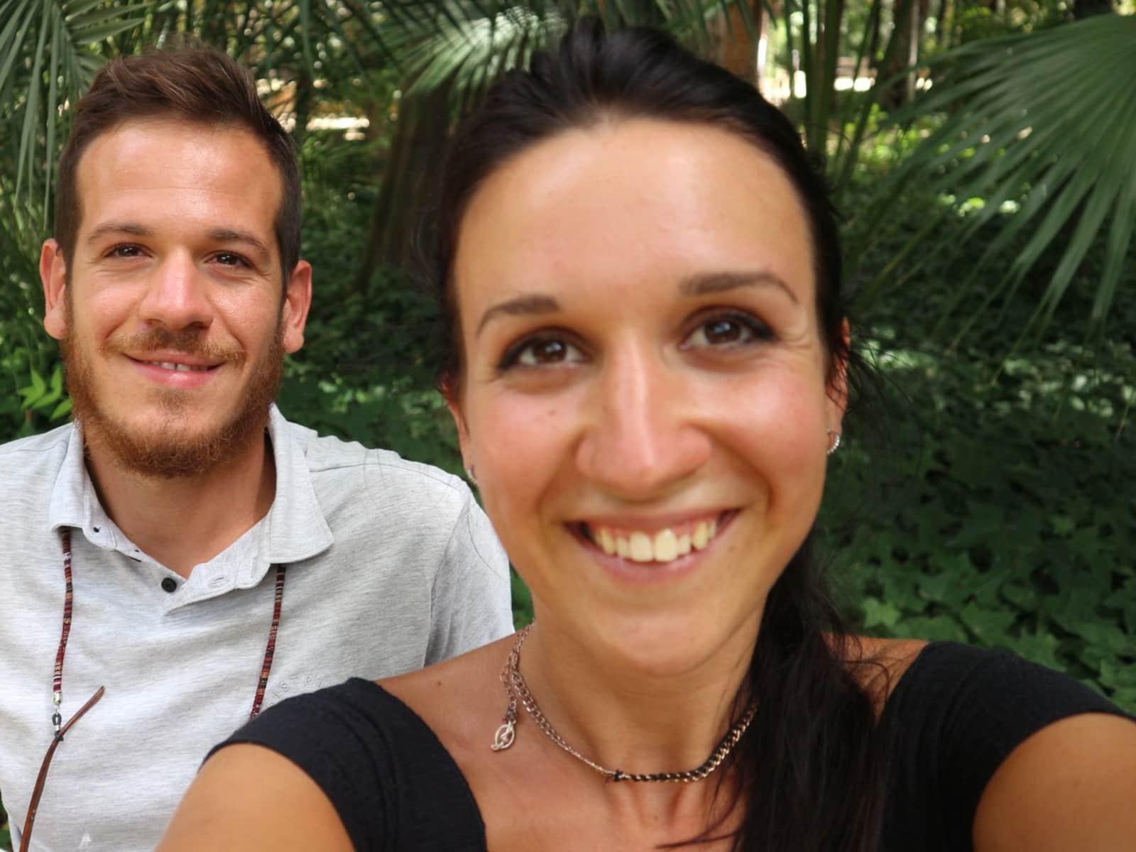 Anna & Alessandro from London, United Kingdom