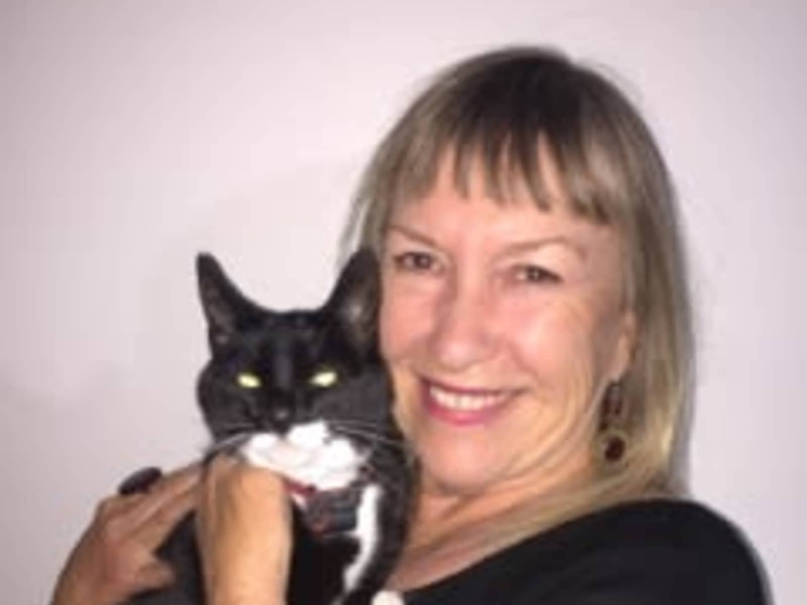 Susan from Melbourne, Victoria, Australia