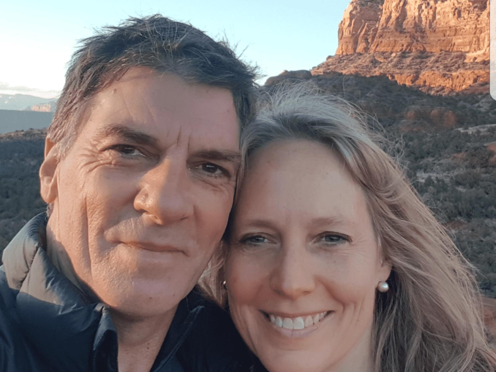 Neil & Sharon from Perth, Western Australia, Australia