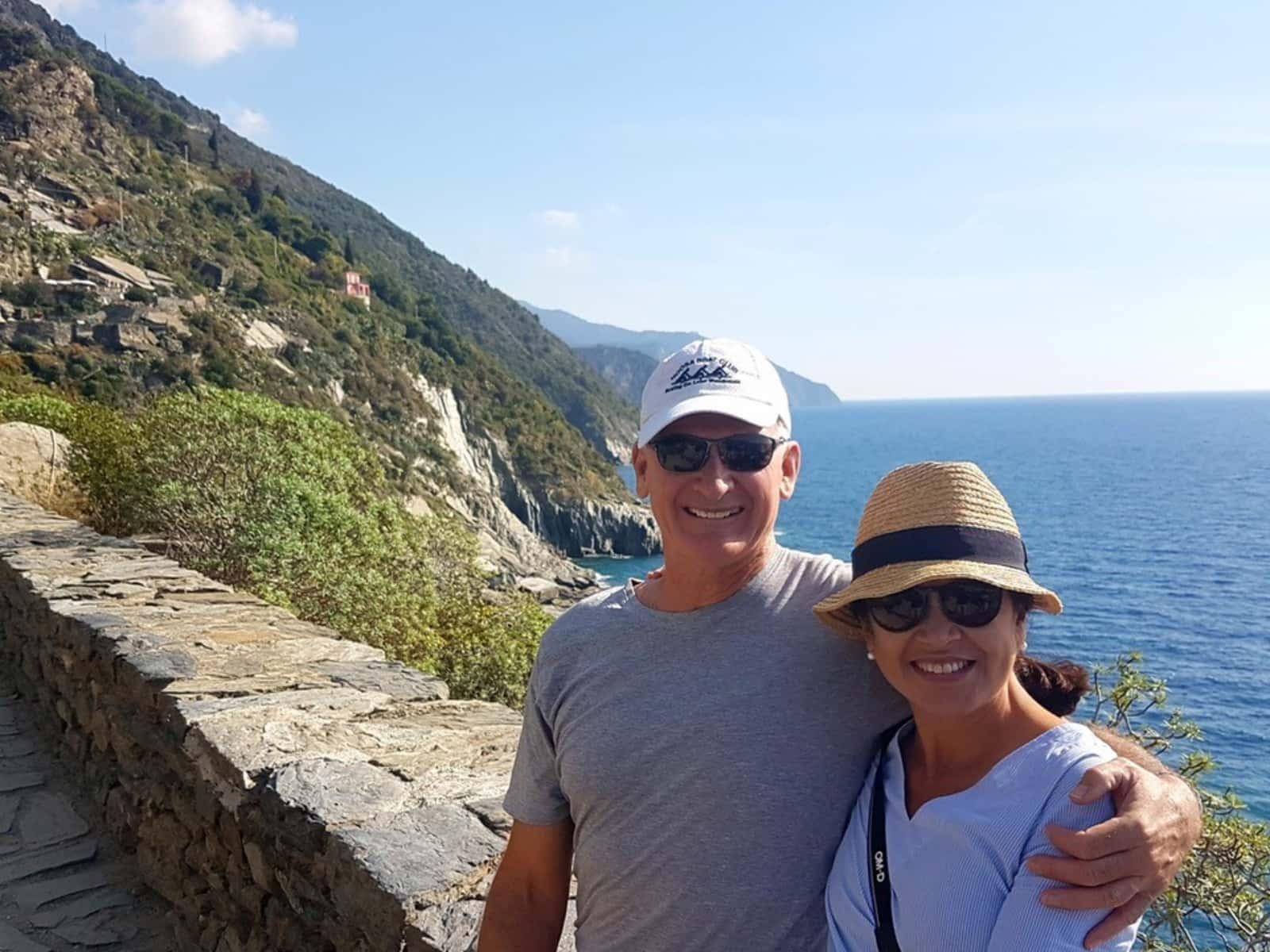 John & Katina from Noosaville, Queensland, Australia