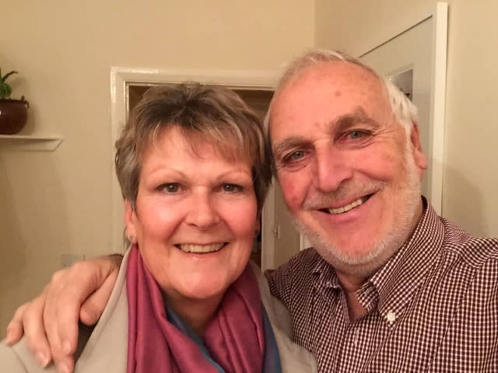 Kay & Chris from Exeter, United Kingdom