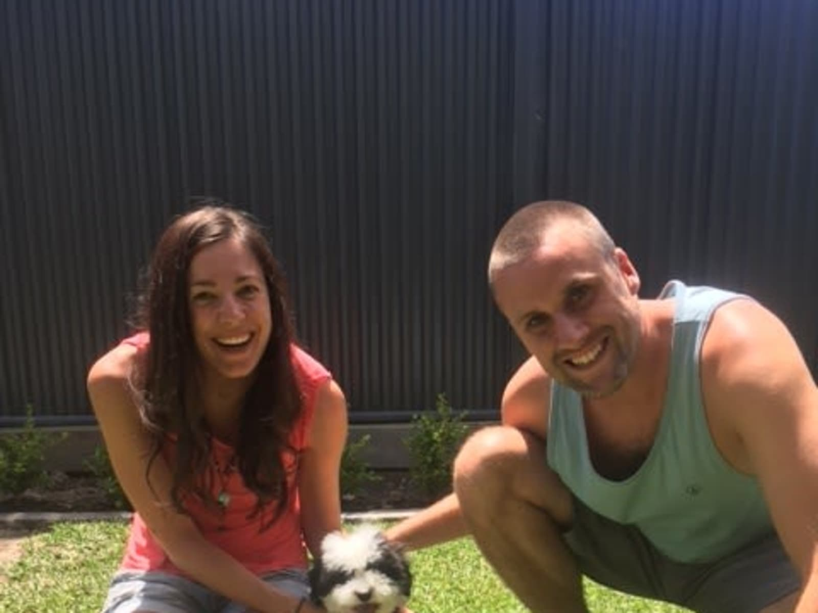 Rebecca & Mitchell from Freshwater, New South Wales, Australia