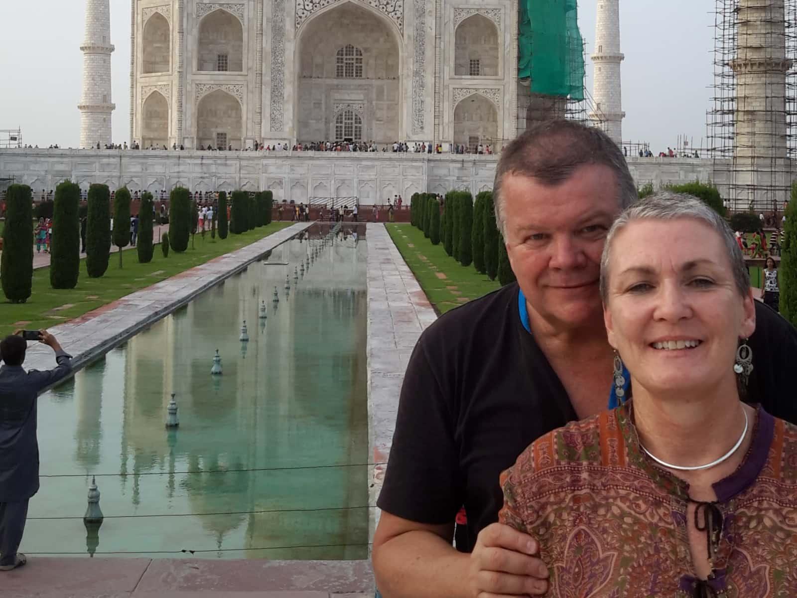 Dianne & Steve from Ibiza, Spain