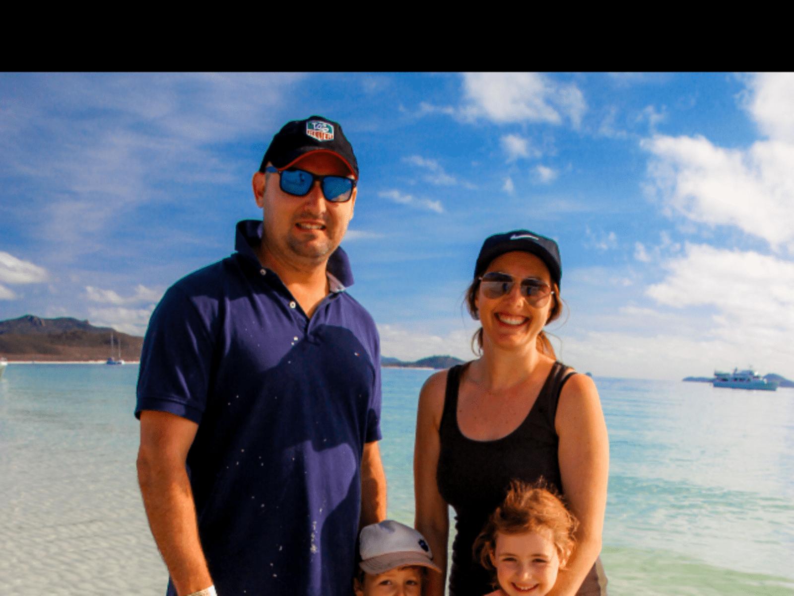 Aaron & Kathryn from Morningside, Queensland, Australia