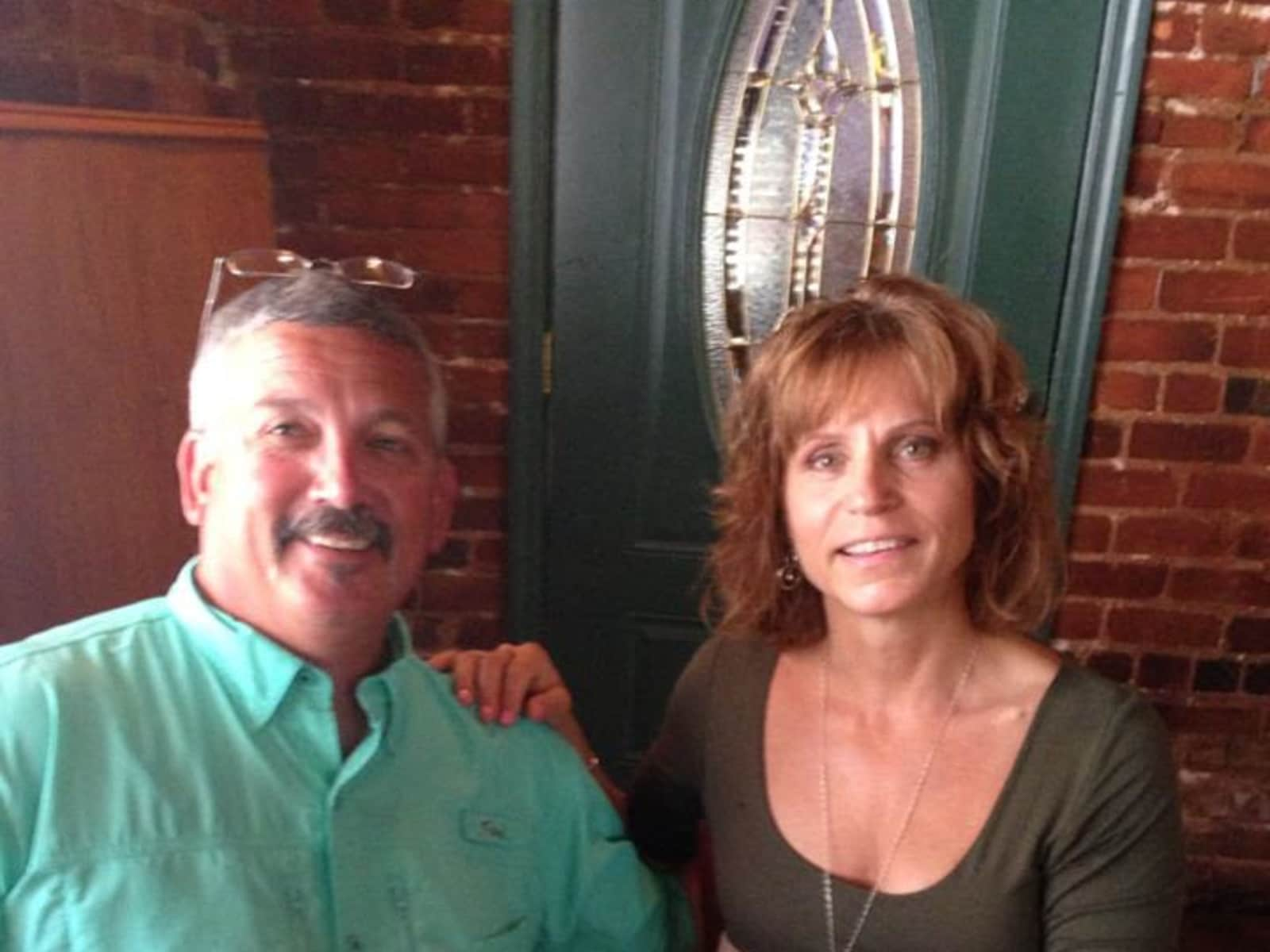 Theresa & Mike from Manassas, Virginia, United States