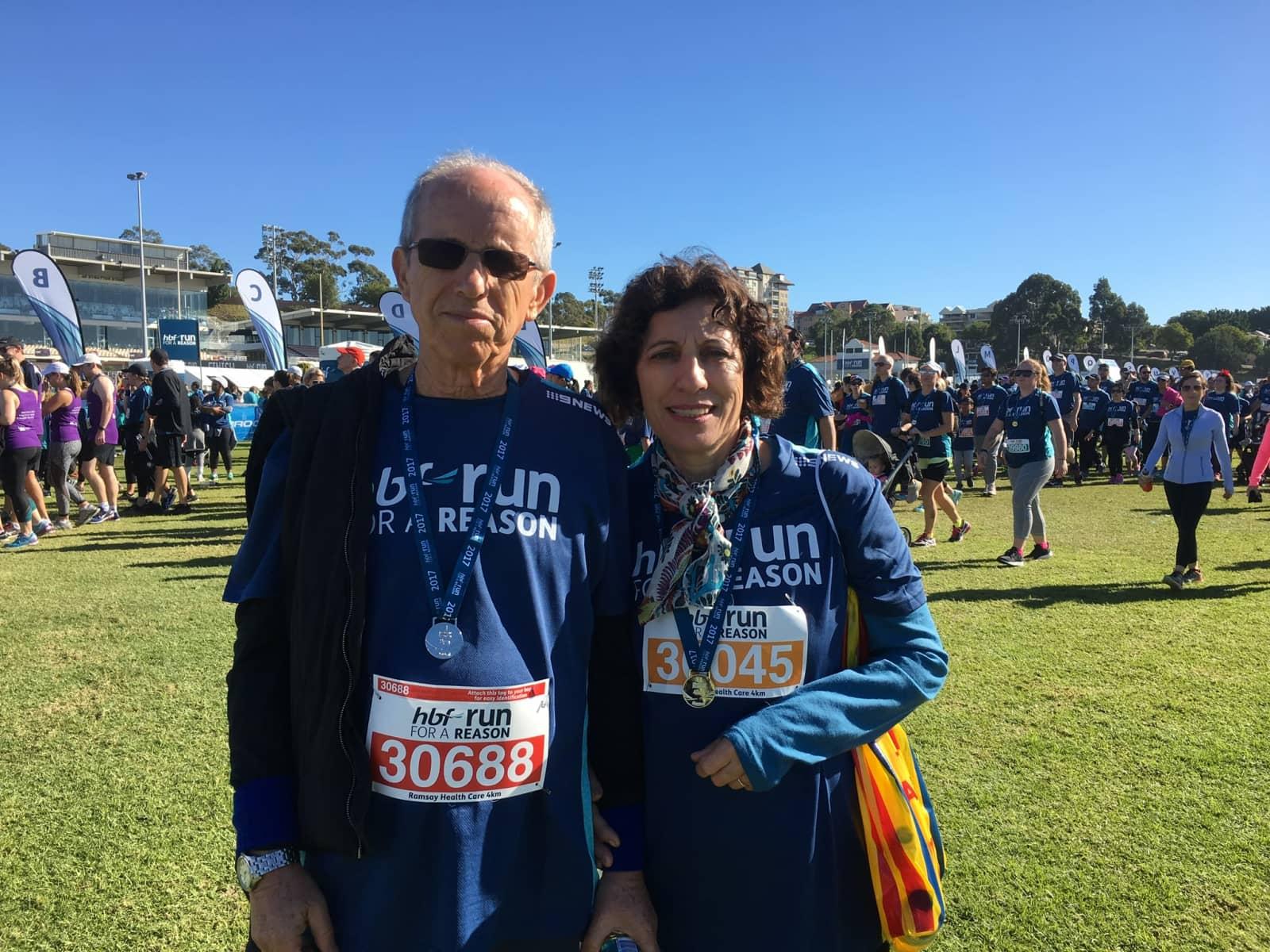 David & Filomena from Dianella, Western Australia, Australia