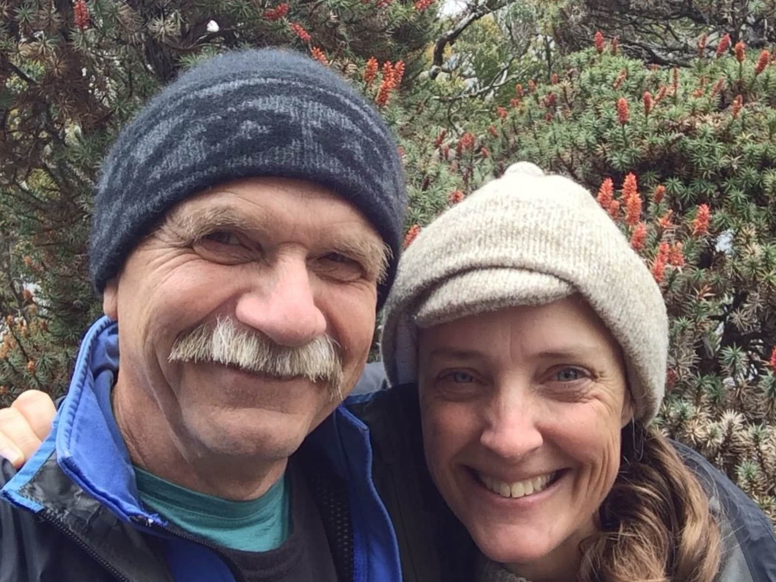 Lesa & Mitchel from Boise, Idaho, United States