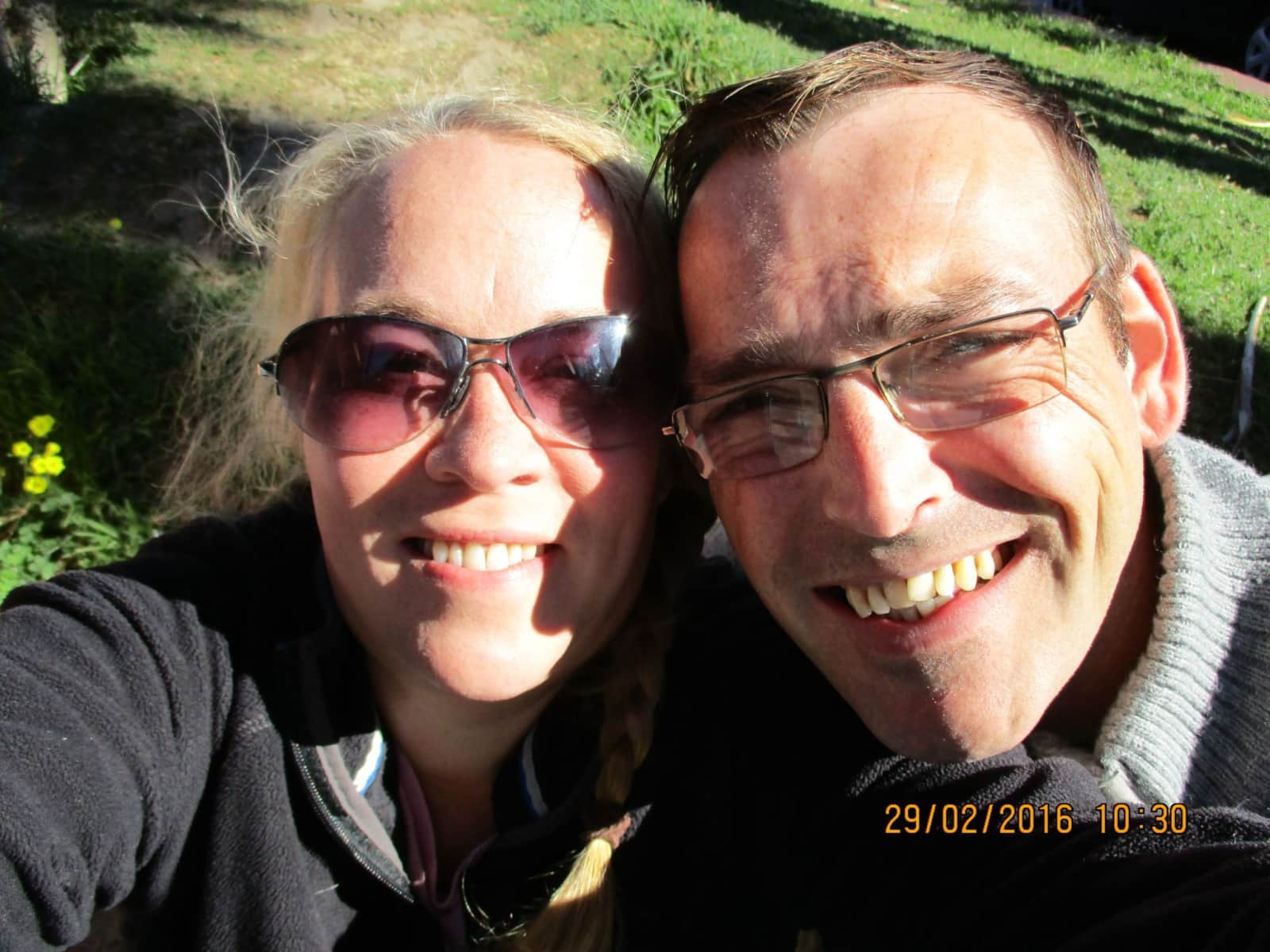 Joanne & Carl from Manchester City Centre, United Kingdom