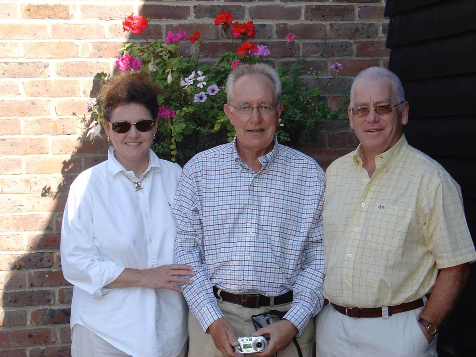 Chris & Elizabeth from Sydney, New South Wales, Australia