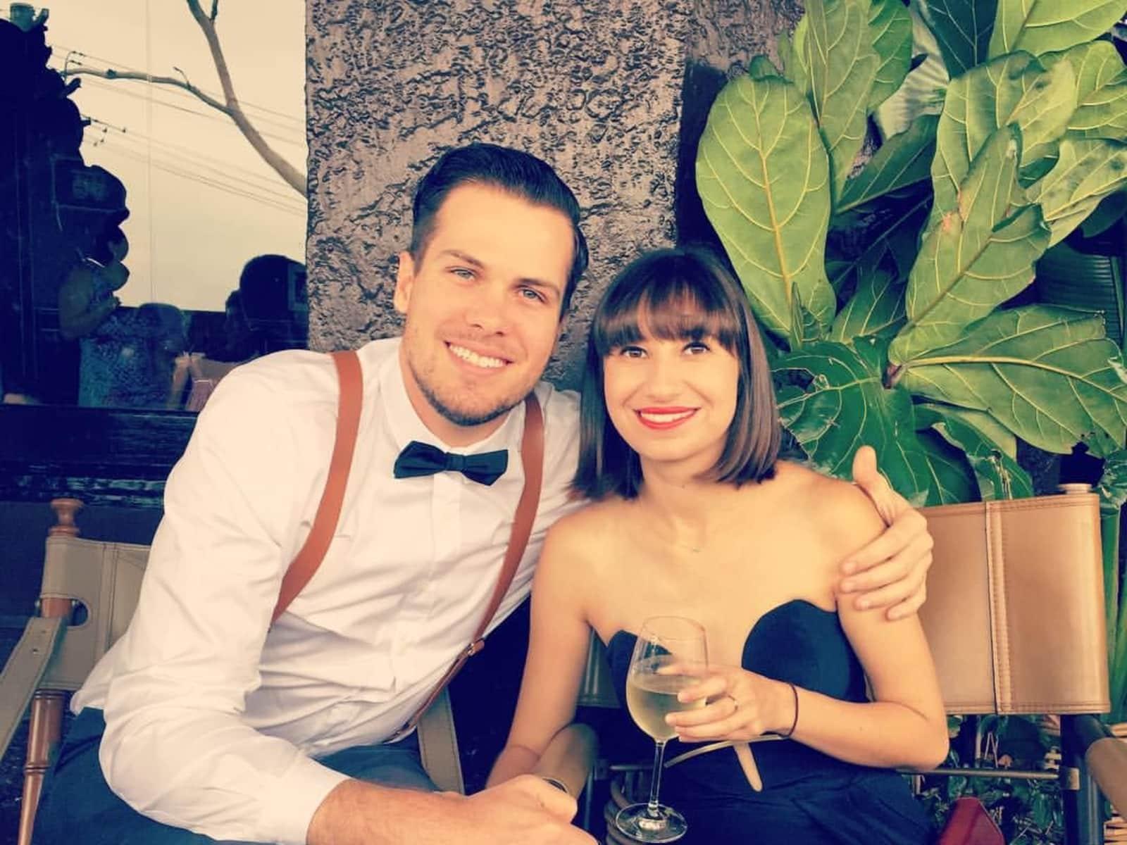 Svetlana & Liam from Sydney, New South Wales, Australia