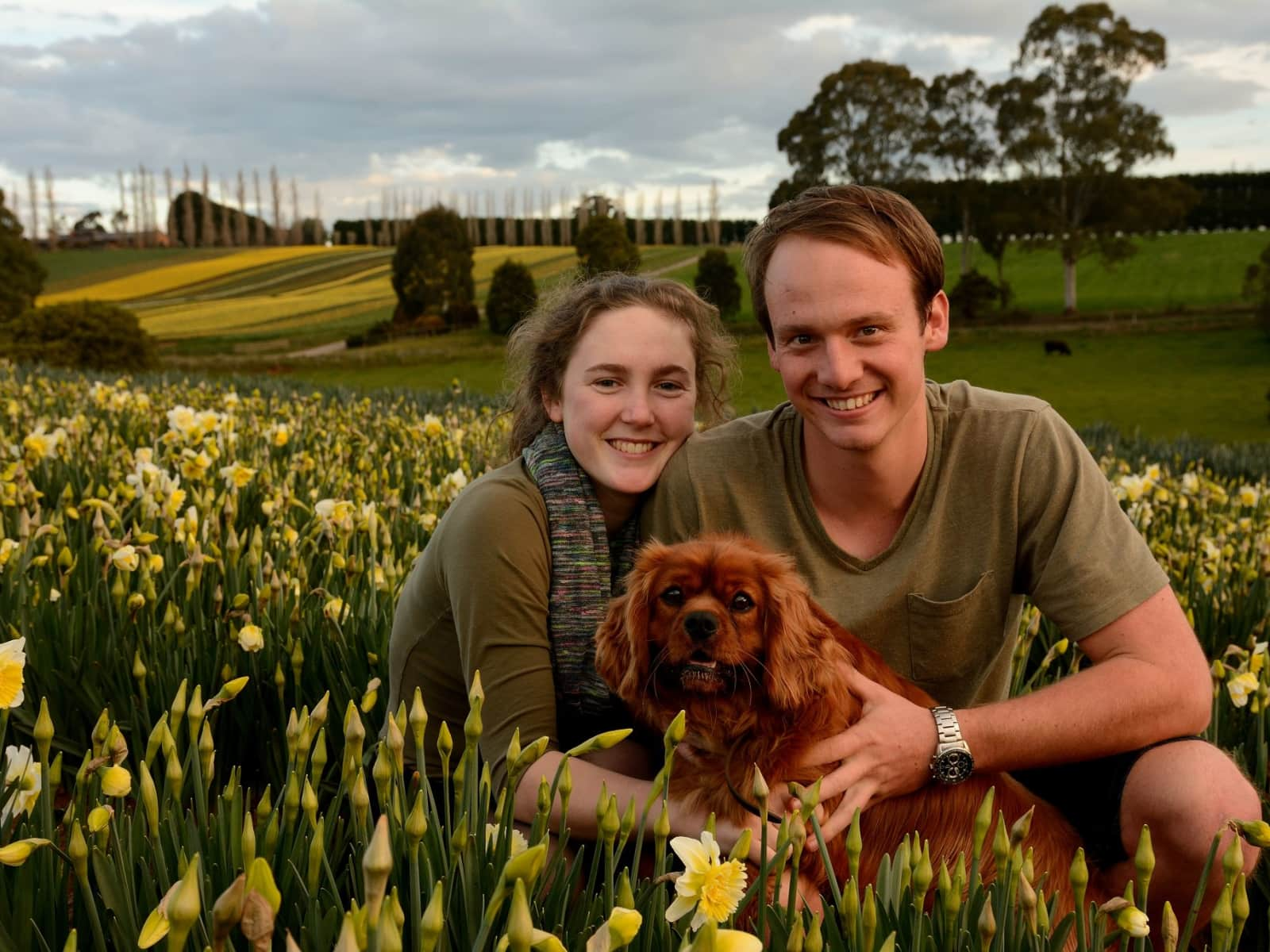 Stephen & Lucy from Yass, New South Wales, Australia