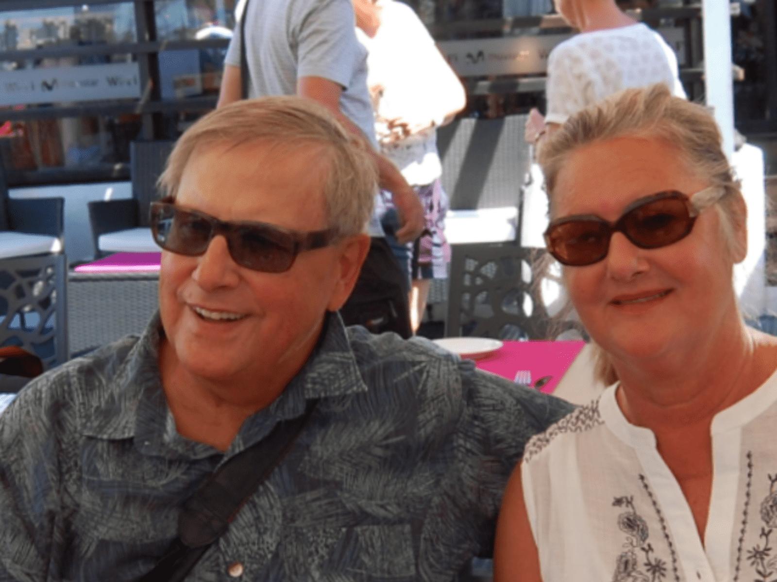 Kathryn & Ken from Farallón, Panama