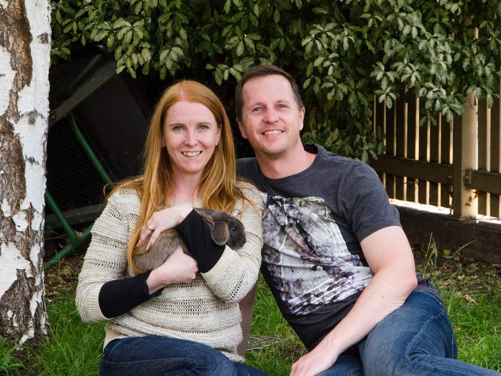Andrew & Karen from Hobart CBD, Tasmania, Australia