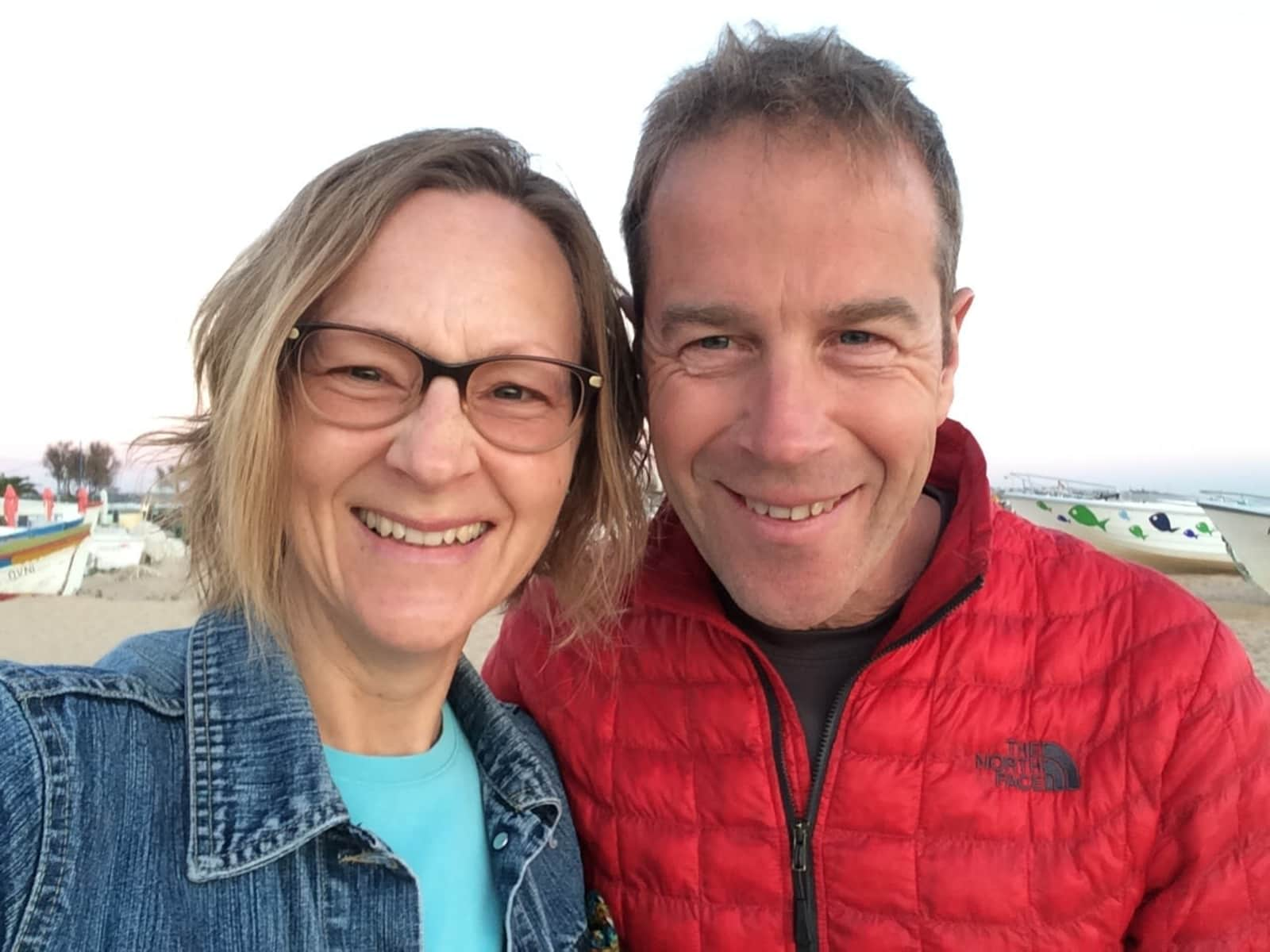 Susan & Kevin from Derby, United Kingdom